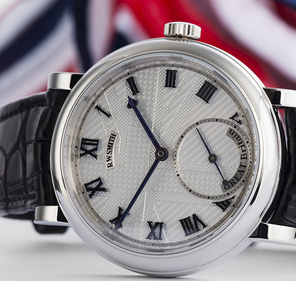 Roger Smith & the GREAT Britain Watch
