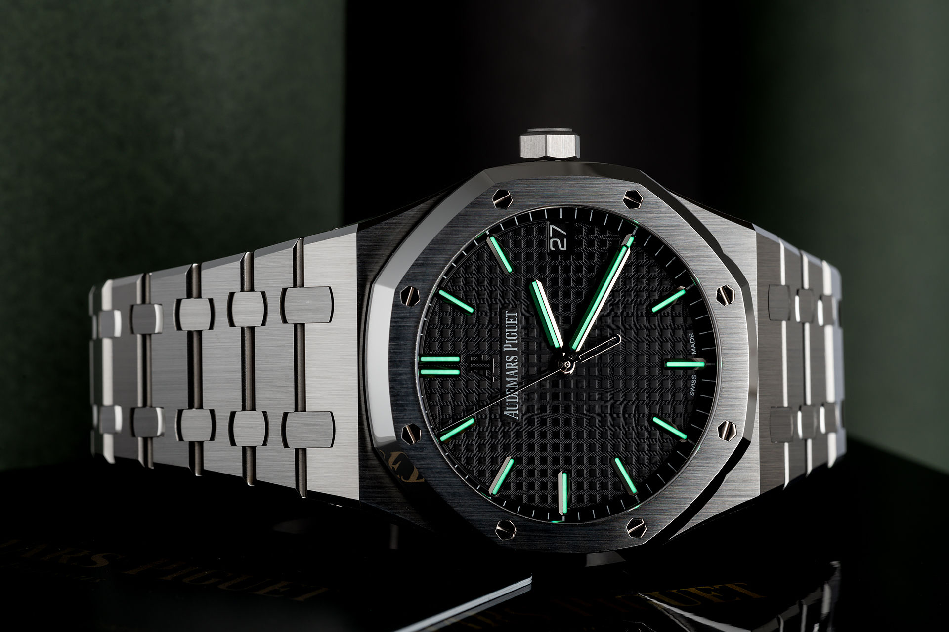 ref 15500ST.OO.1220ST.03 | 2 Year AP Warranty | Audemars Piguet Royal Oak