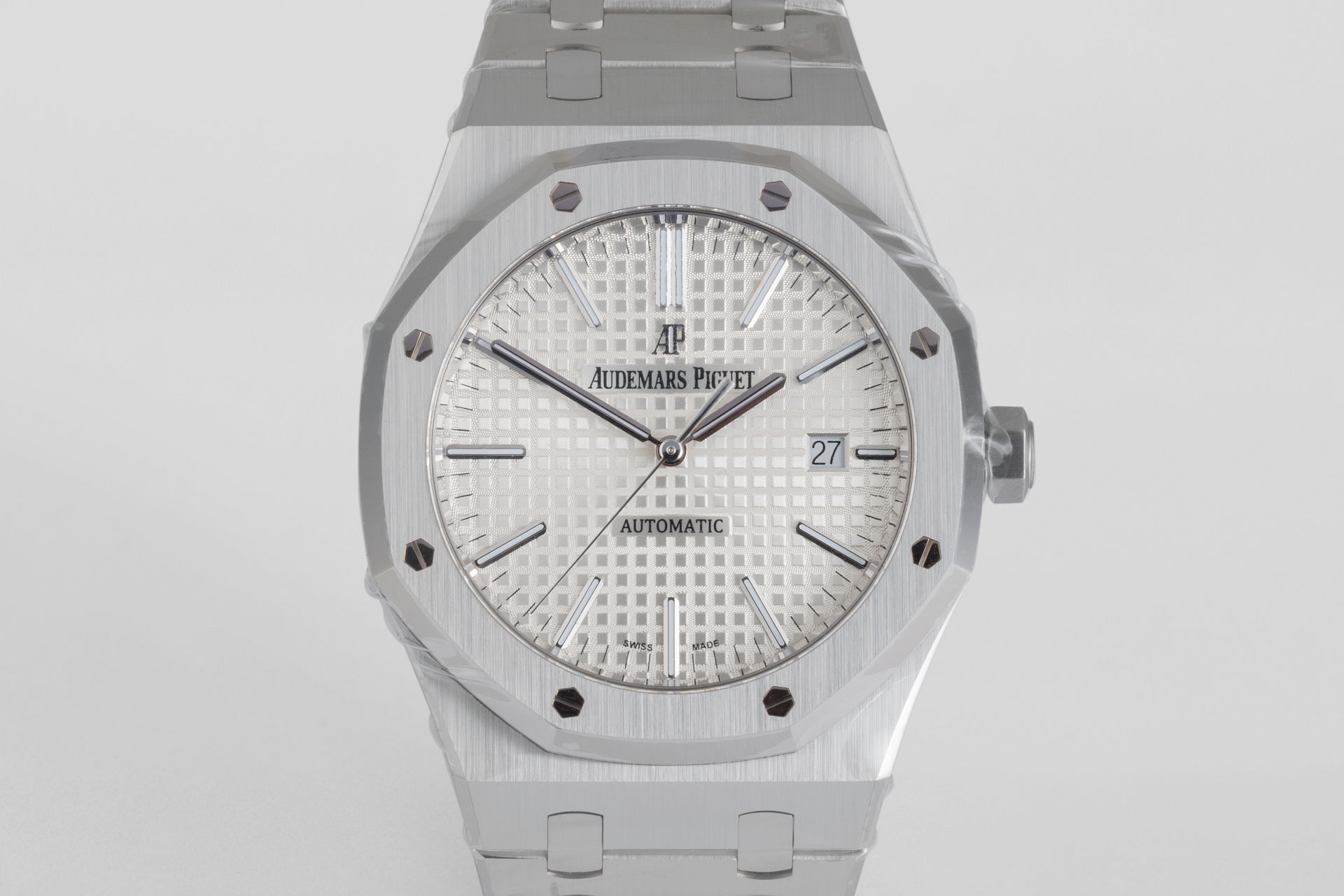 ref 15400ST.OO.1220ST.02 | '41mm Brand New 2017' | Audemars Piguet Royal Oak