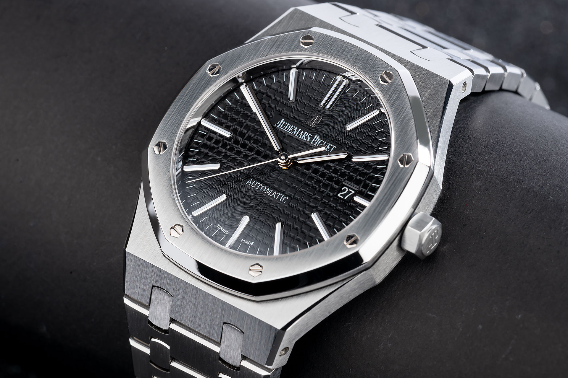 ref 15400ST.OO.1220ST.01 | Box & Certificate | Audemars Piguet Royal Oak