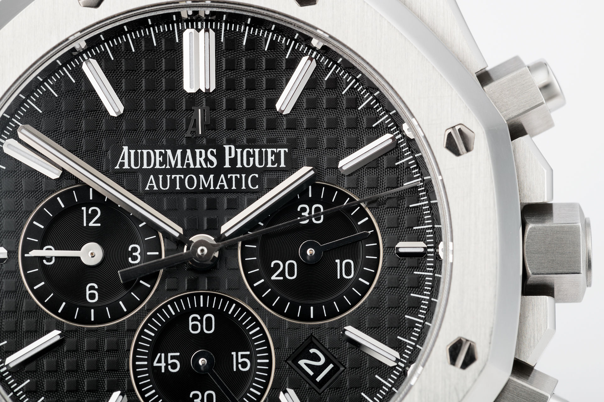 ref 26320ST.OO.1220ST.01 | Box and Papers 'Never Polished' | Audemars Piguet Royal Oak