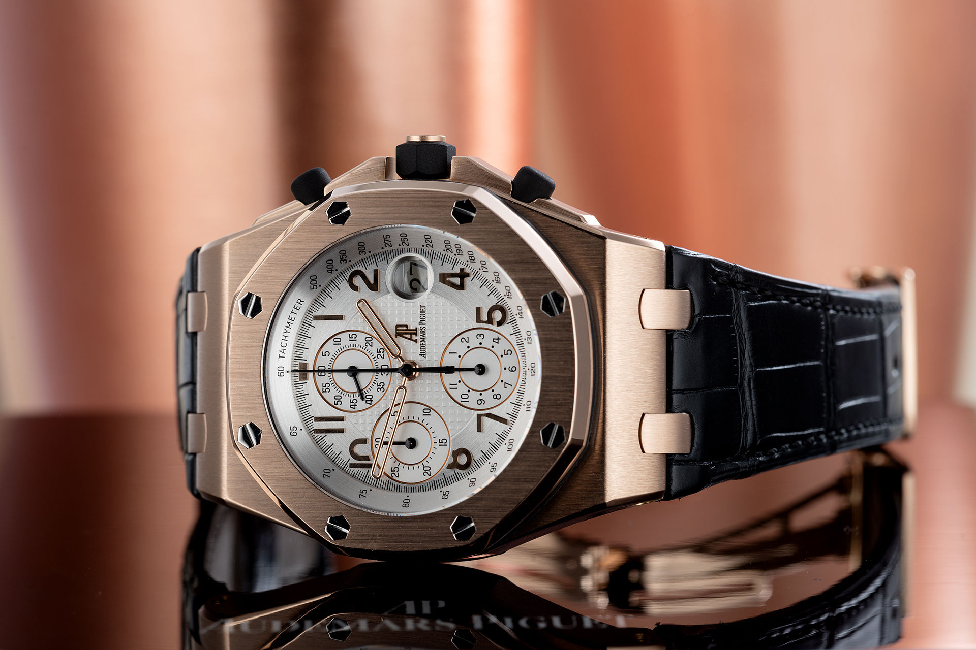 ref 26061OR.OO.D002CR.01 | Limited Edition 'One of 200' | Audemars Piguet Royal Oak Offshore