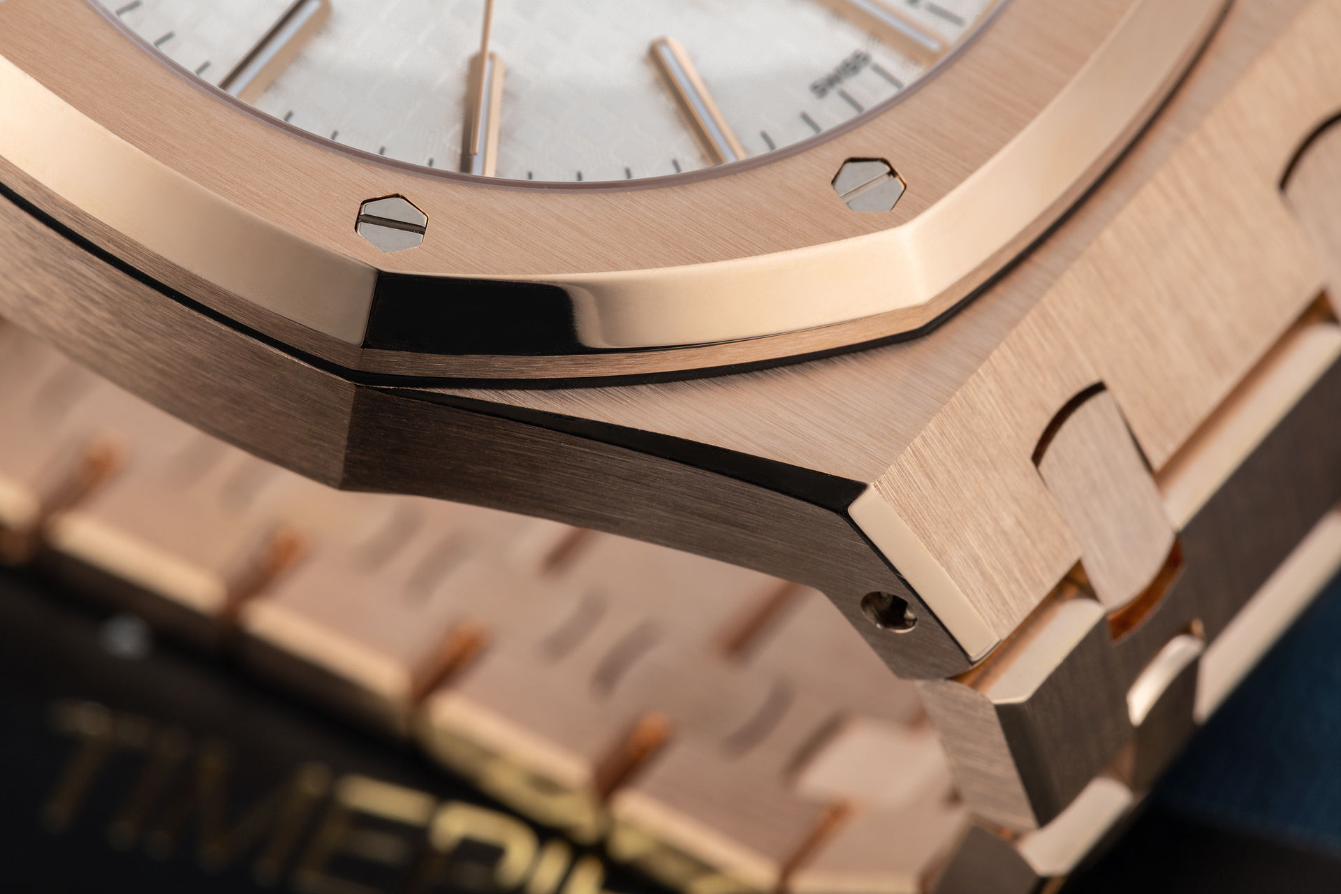 ref 15400OR.OO.1220OR.01 | Rose Gold 'Complete Set' | Audemars Piguet Royal Oak
