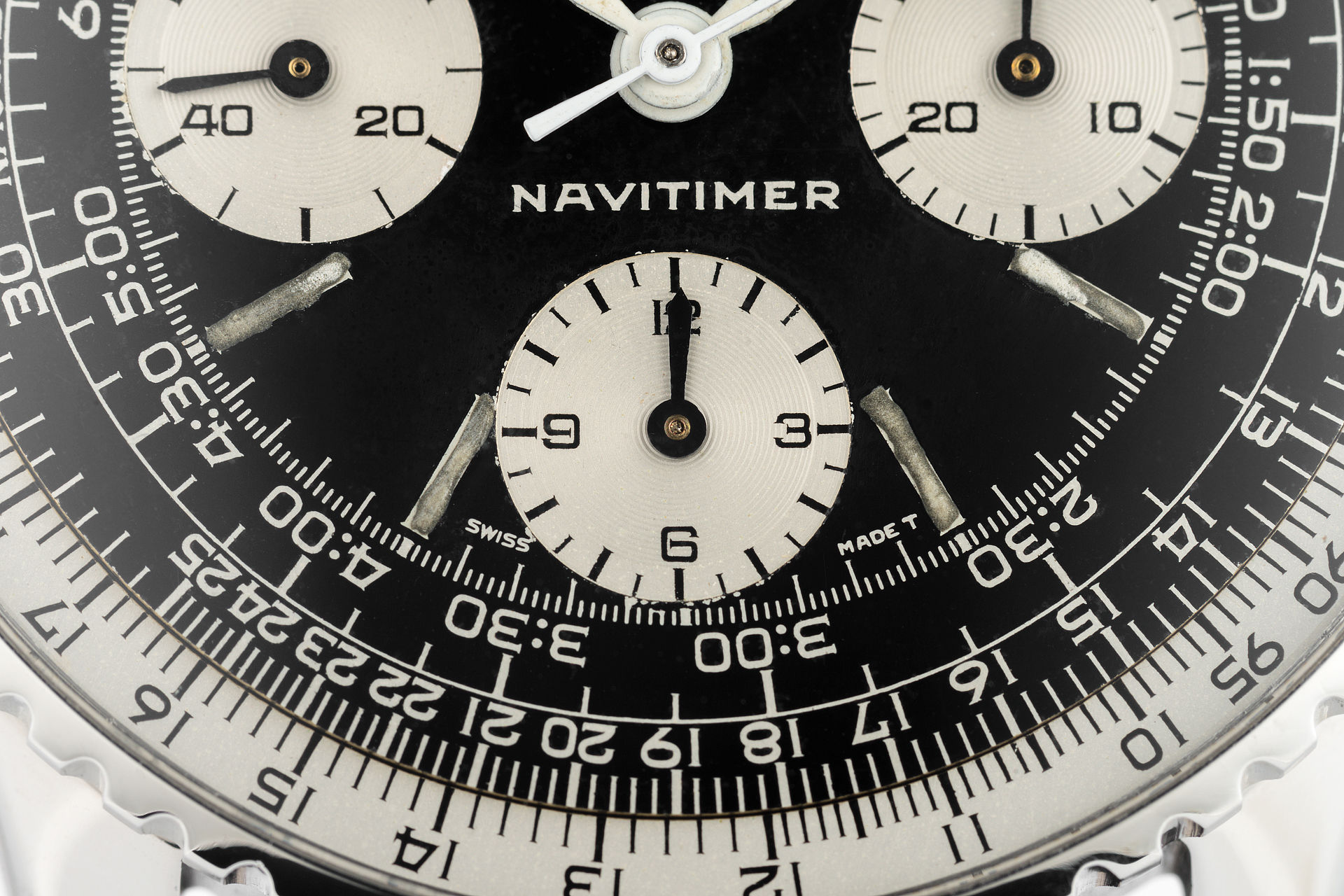 Pilot Twin Planes Ref 806 Breitling Navitimer Watches The