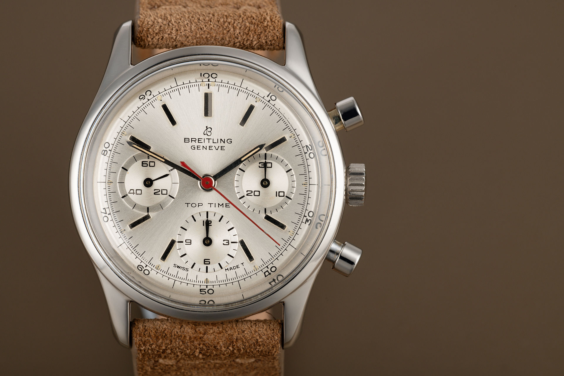 "Large size ""3-Dial Recorder"" 