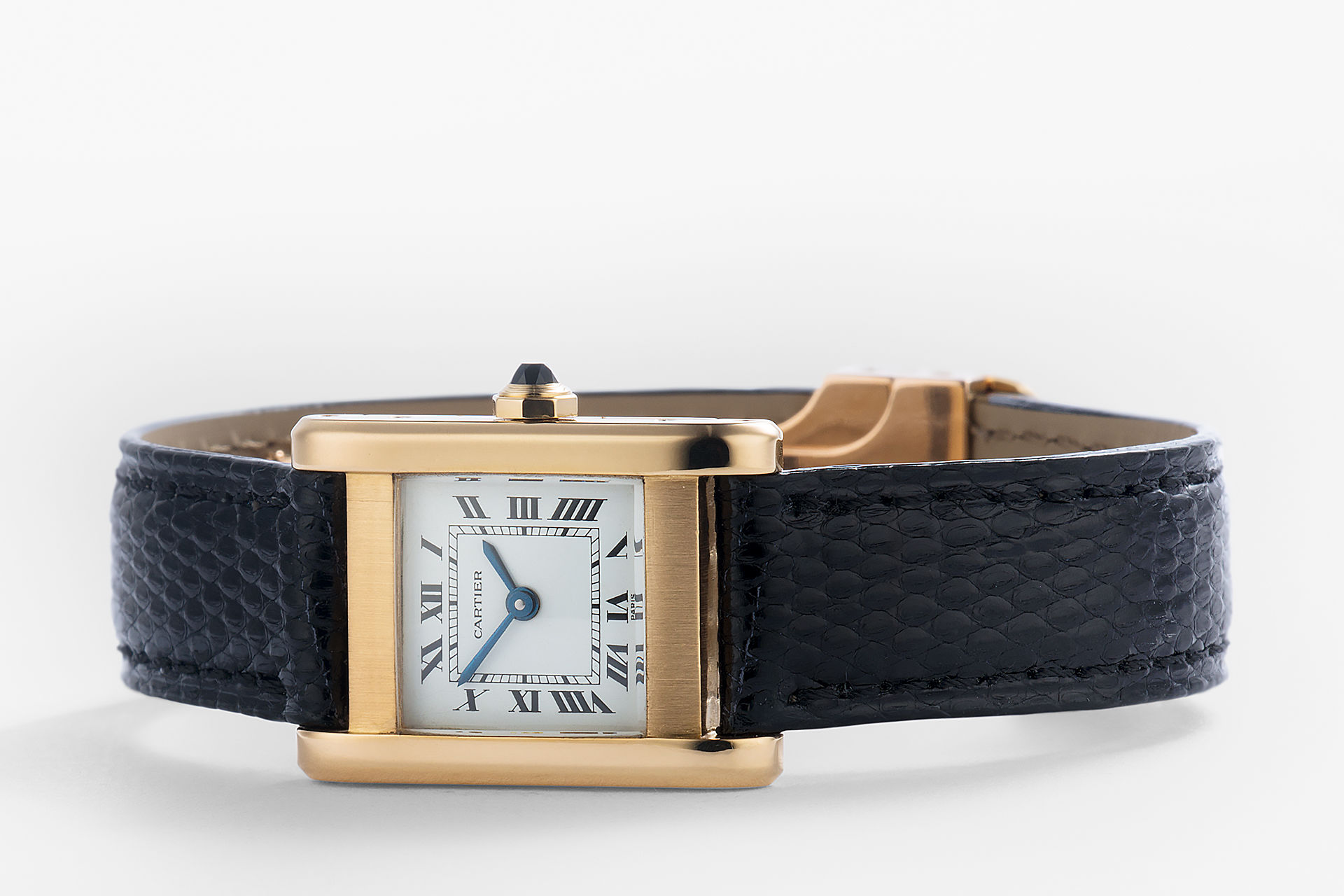 | Vintage - Yellow Gold | Cartier Tank Normale