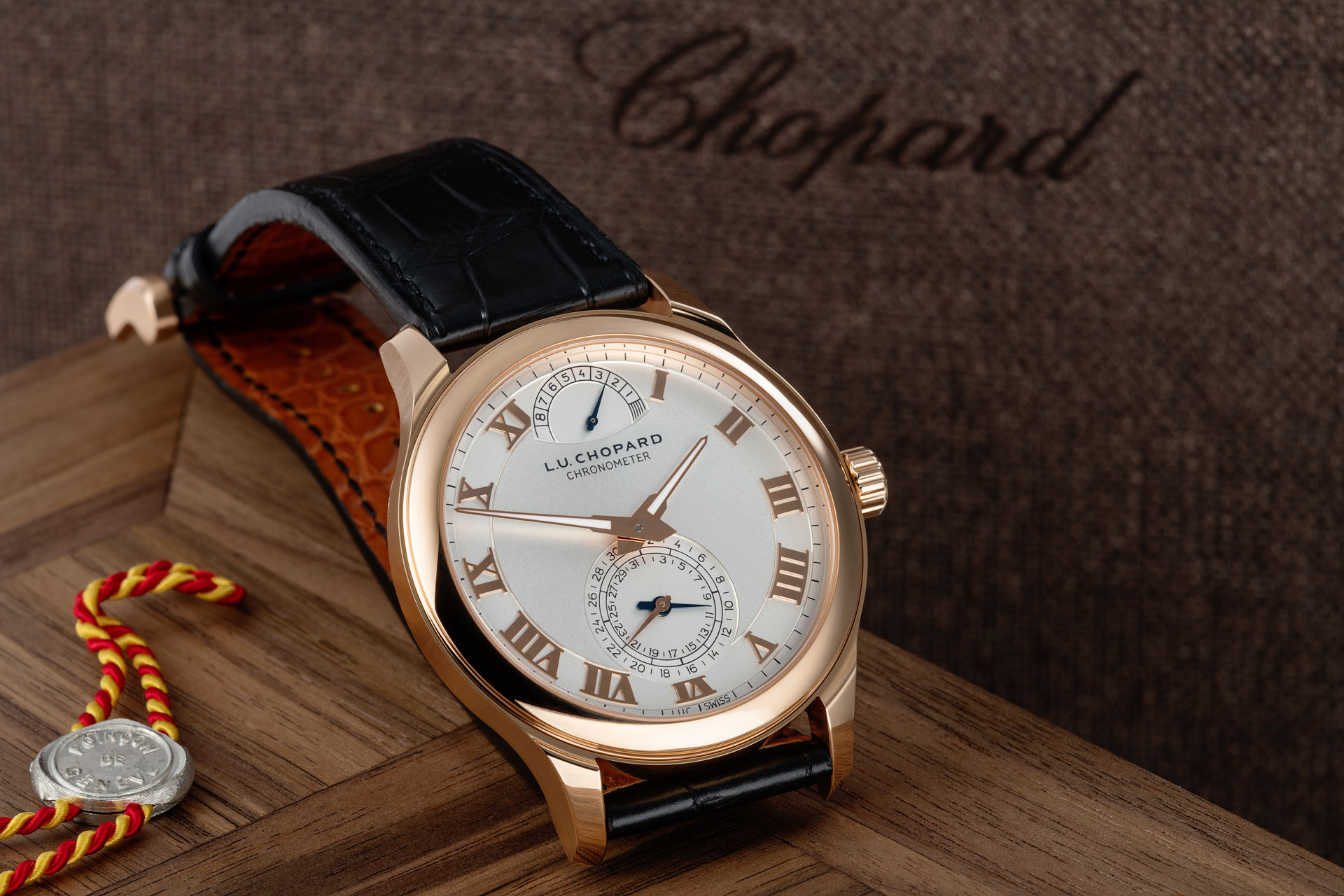 ref 161926-5001 | 'Brand New' 9 Day Power Reserve | Chopard L.U.C Quattro