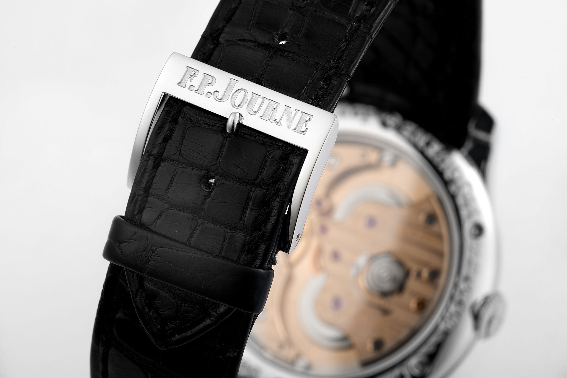 | Platinum 40.5mm Model  | F. P. Journe Chronometre Souverain