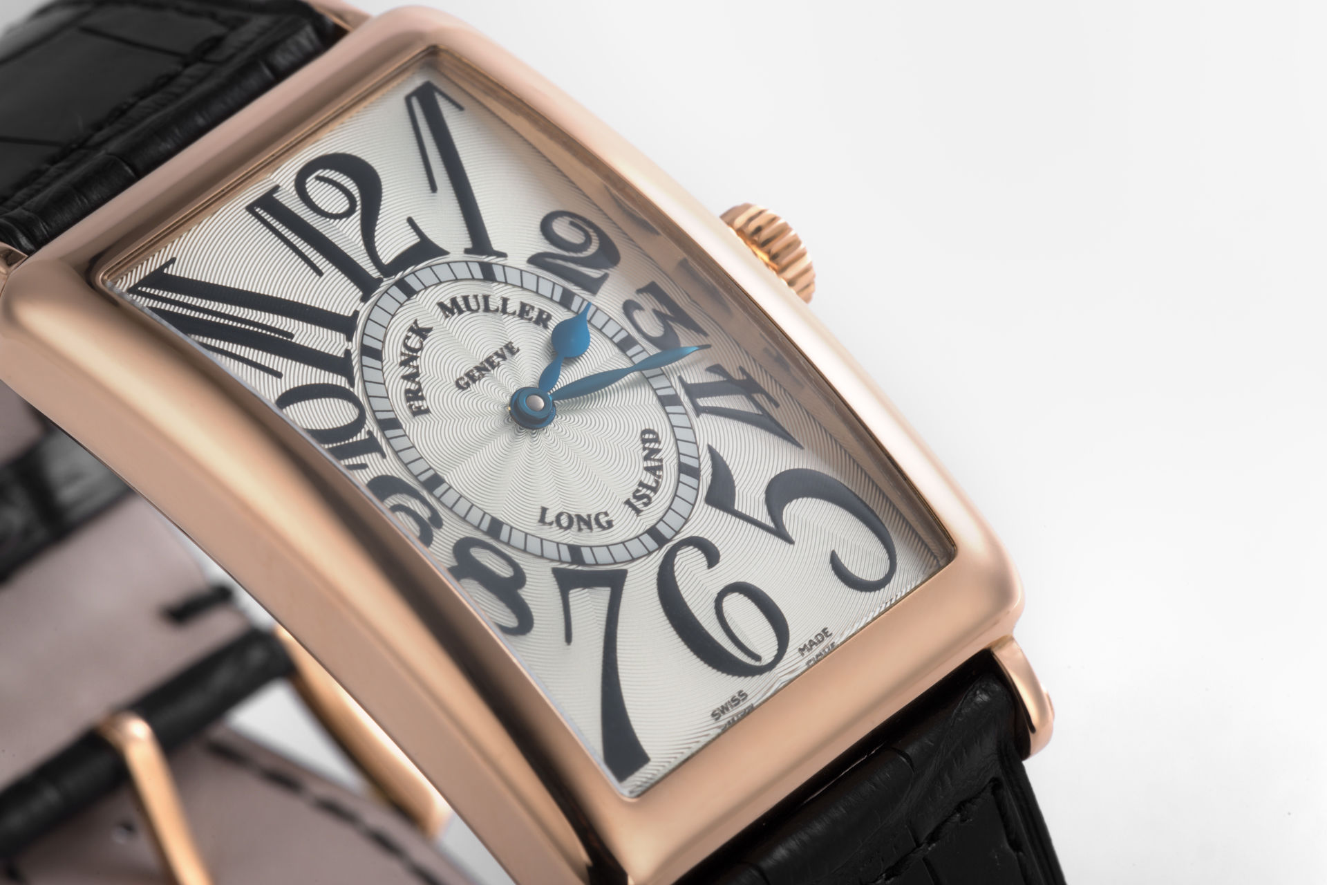 ref 1000 SC | 18ct Rose Gold | Franck Muller Long Island