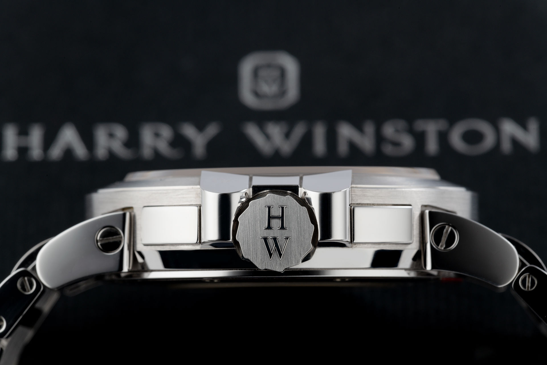 "White Gold ""Triple Retrograde"" 