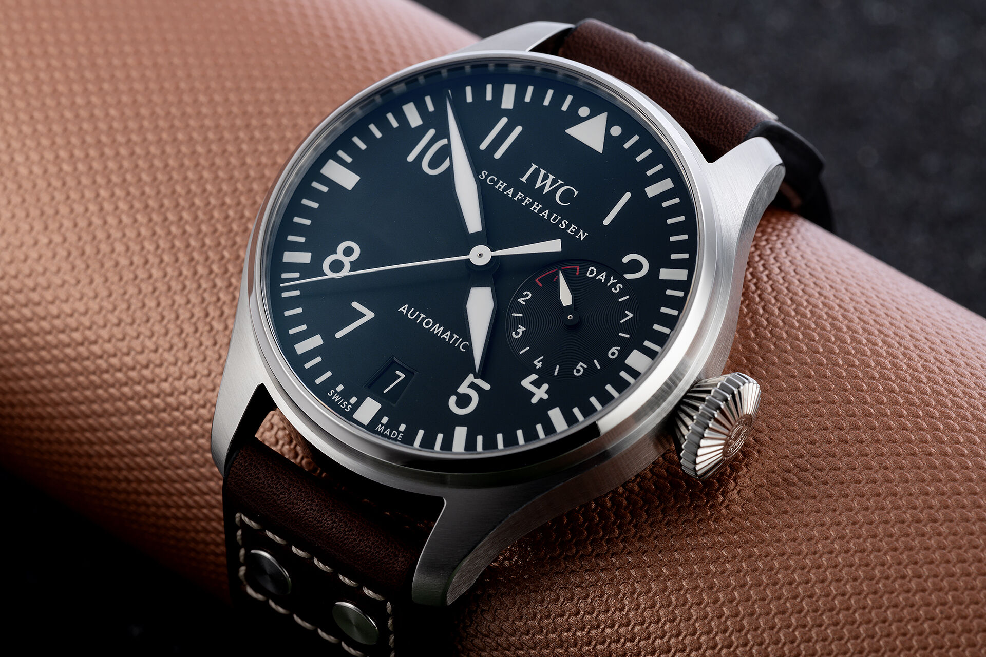 ref IW500401 | Box & Papers | IWC Big Pilot