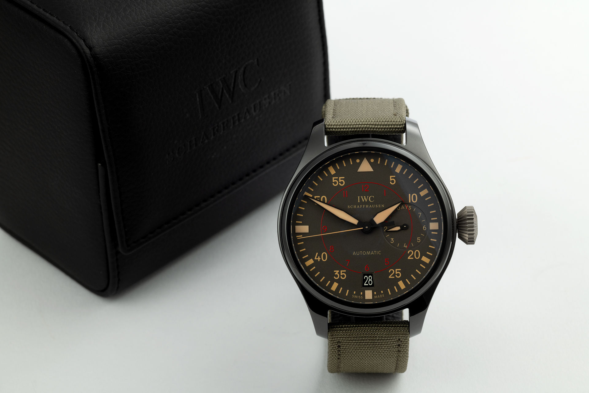 ref IW501902 | Ceramic Case 'Miramar'  | IWC Big Pilot Top Gun