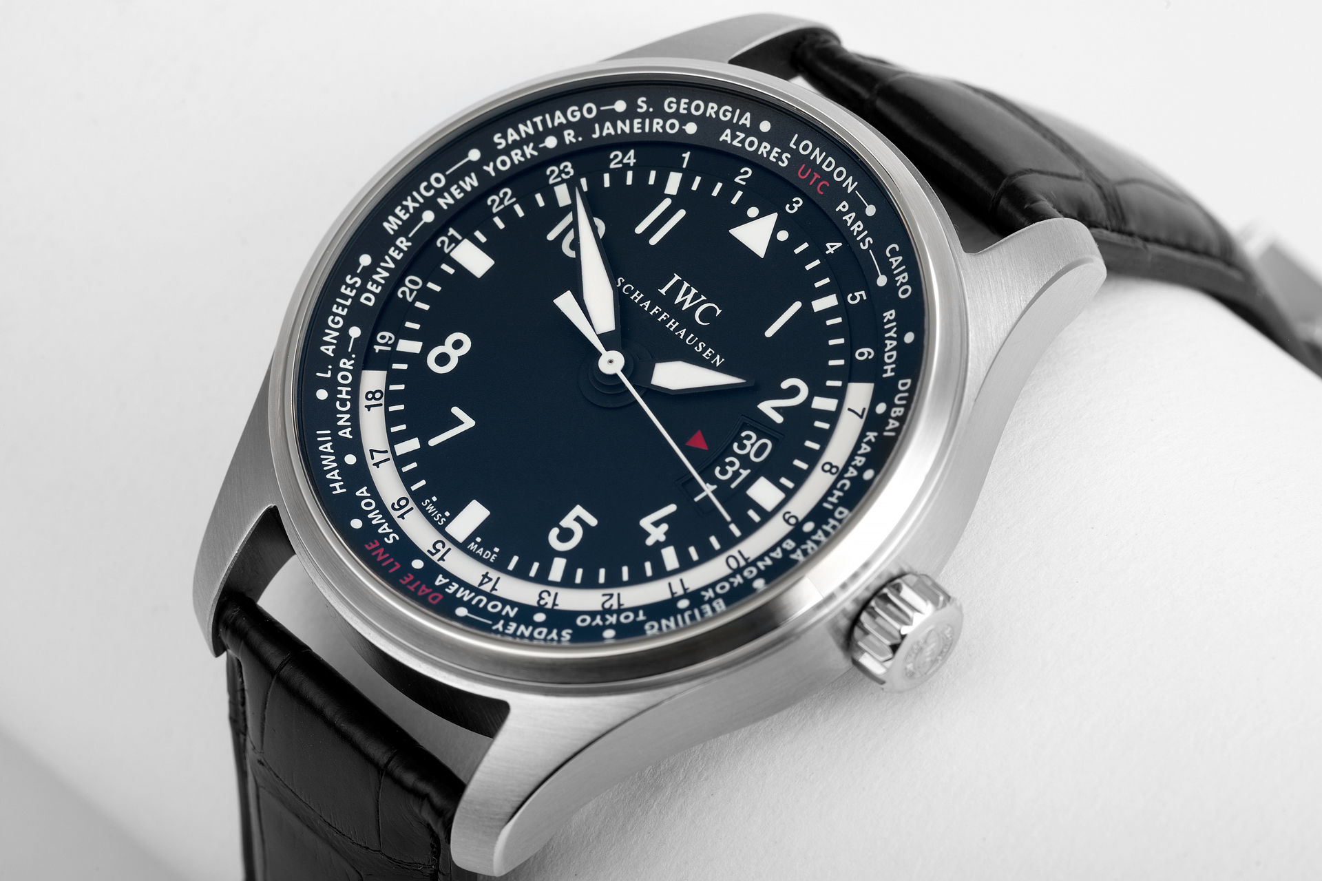 "Full Set ""World Time"" 