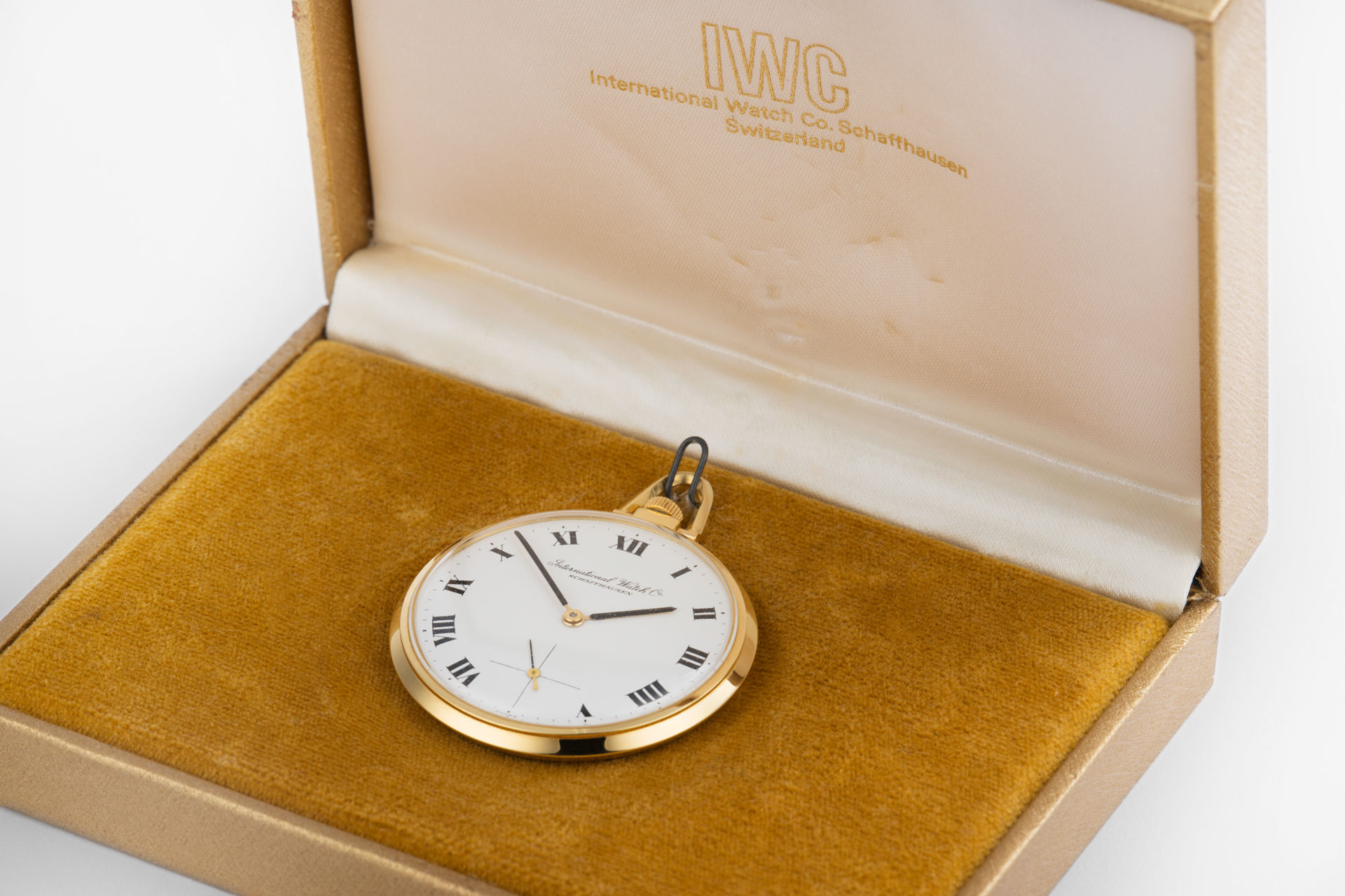 | Classic Dress Watch | IWC Pocket Watch