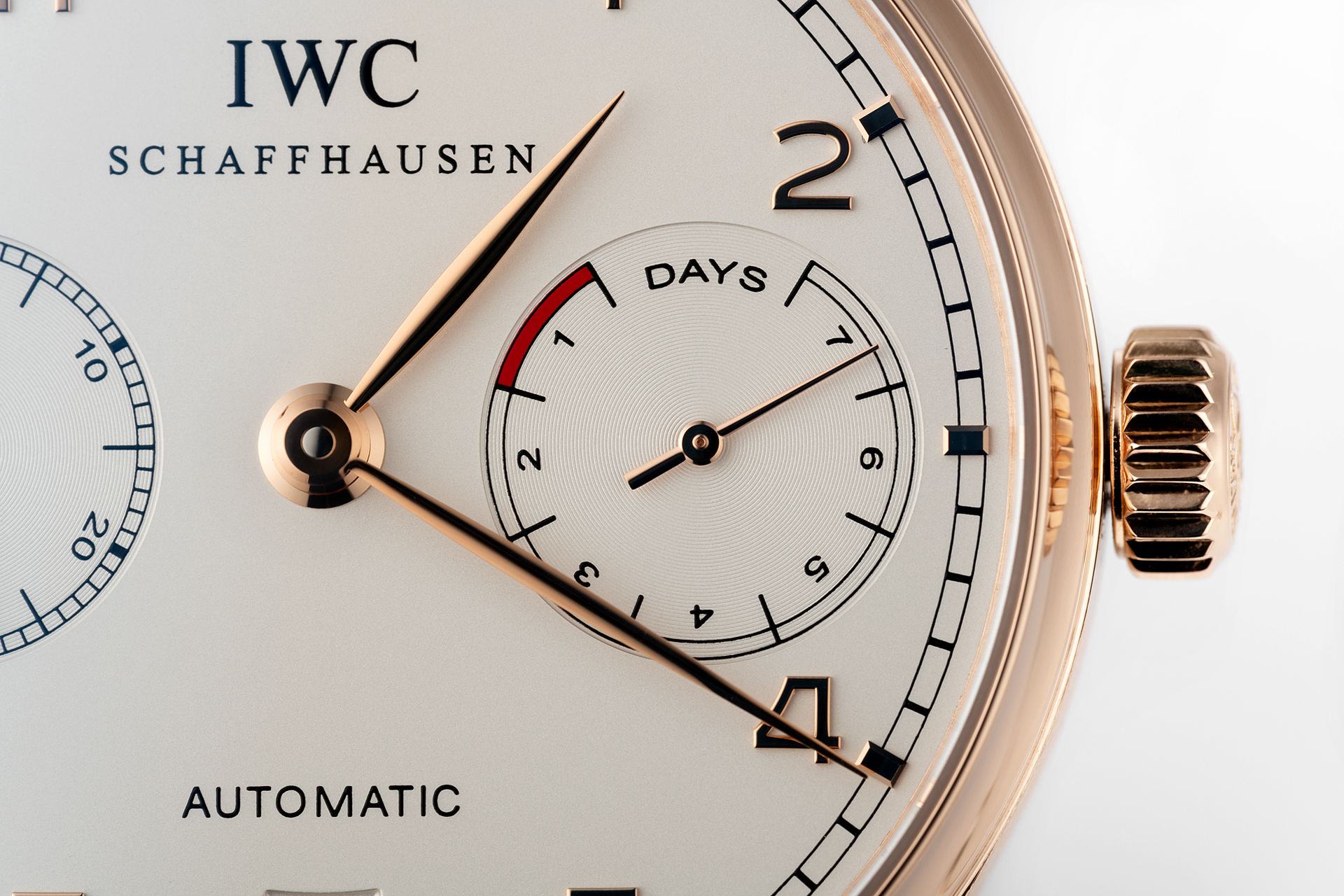 ref IW500701 | Red Gold 42mm 'Full Set' | IWC Portugieser