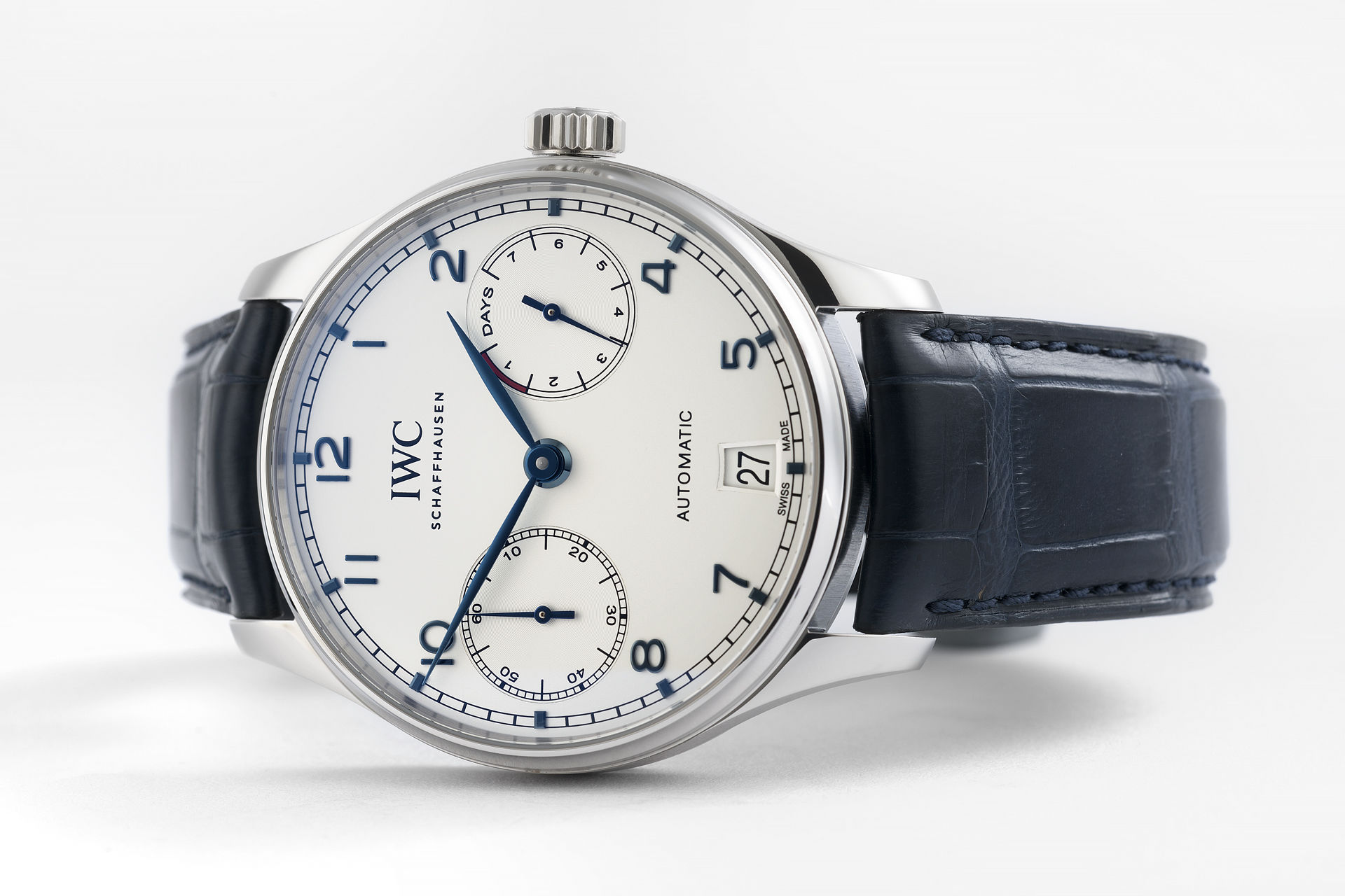 ref IW500705 | 'As New From August'  | IWC Portuguese