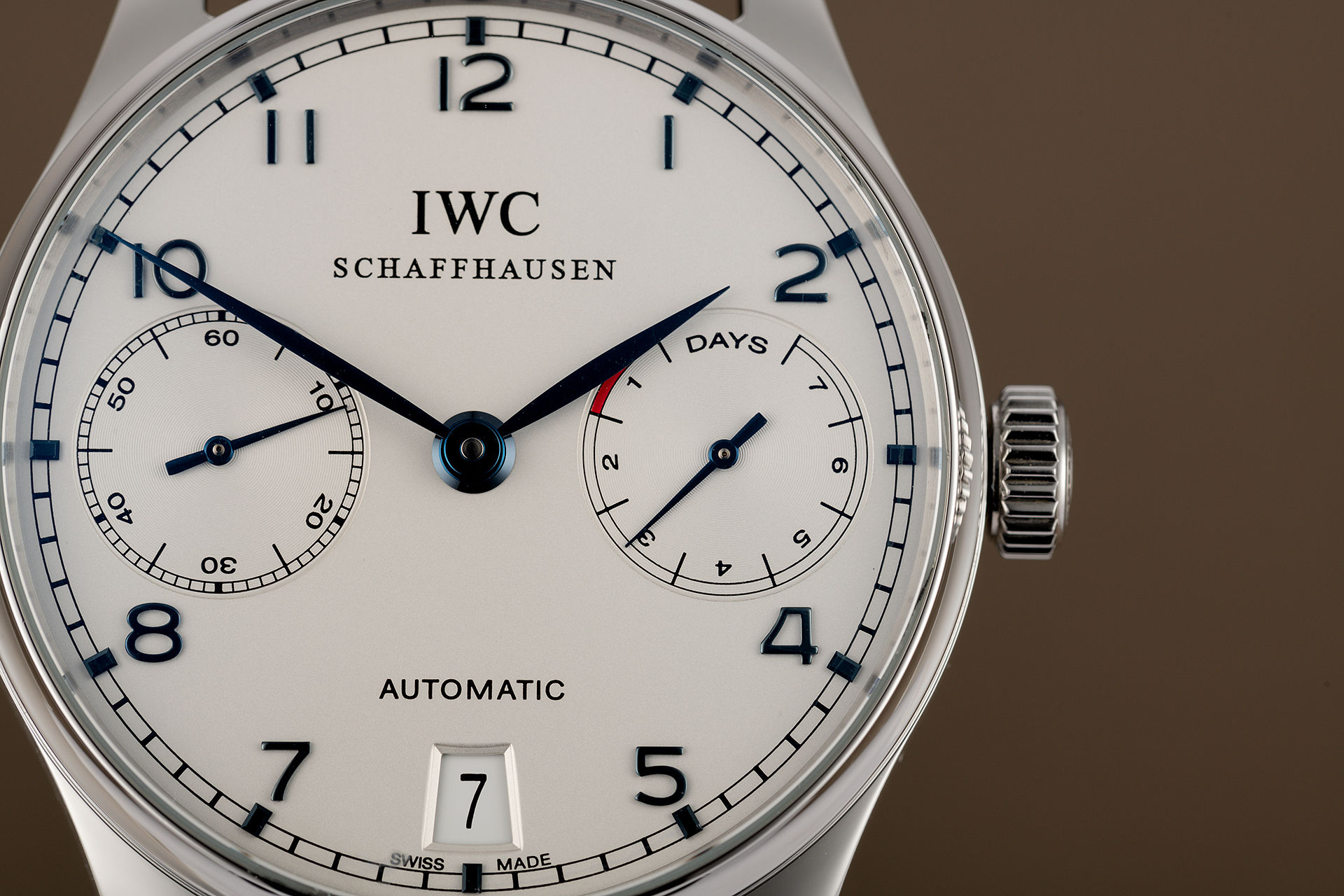 ref IW500107 | Complete Set 'Box & Papers' | IWC Portuguese