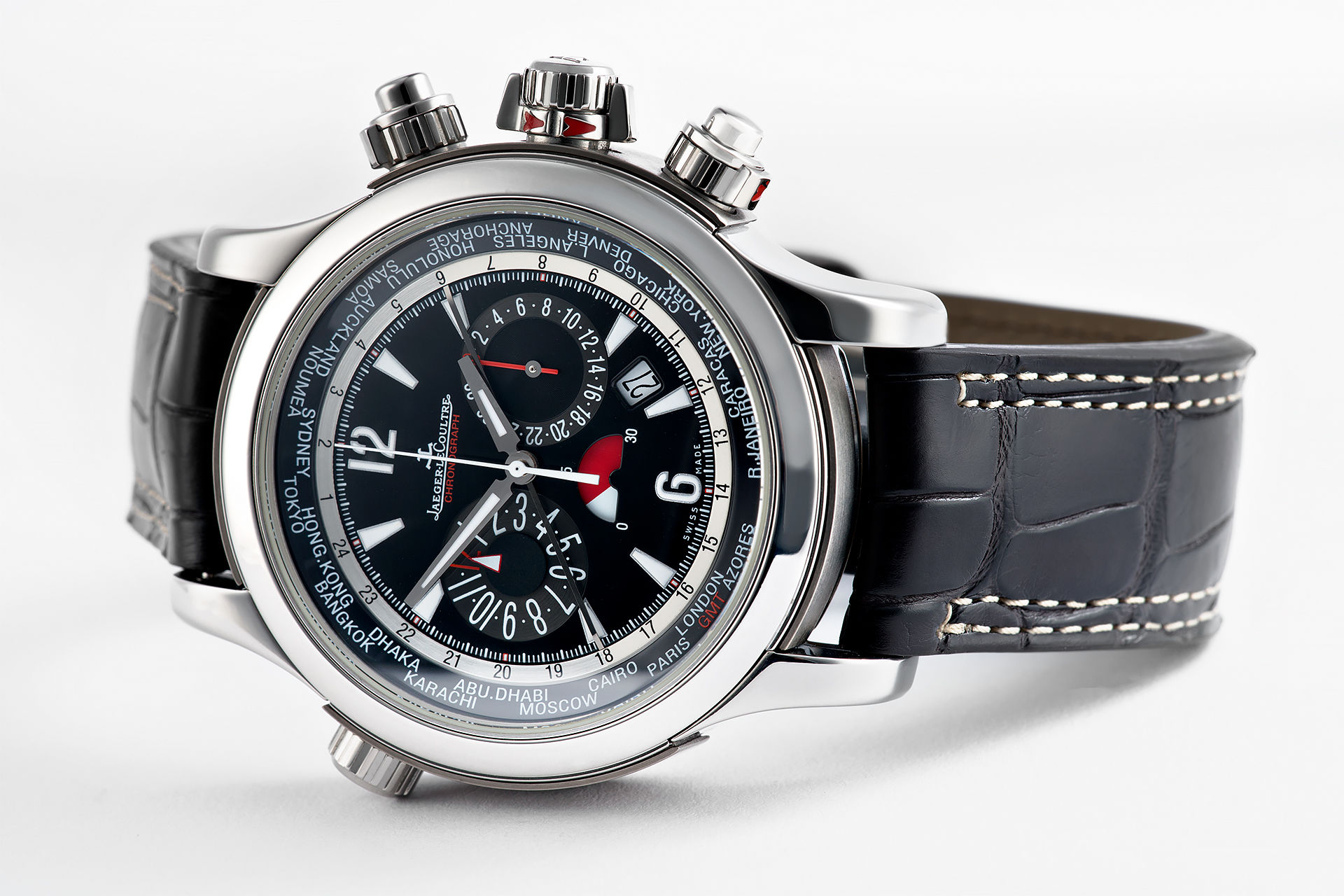 Jaeger-leCoultre Master Compressor Watches | ref 150 8 22