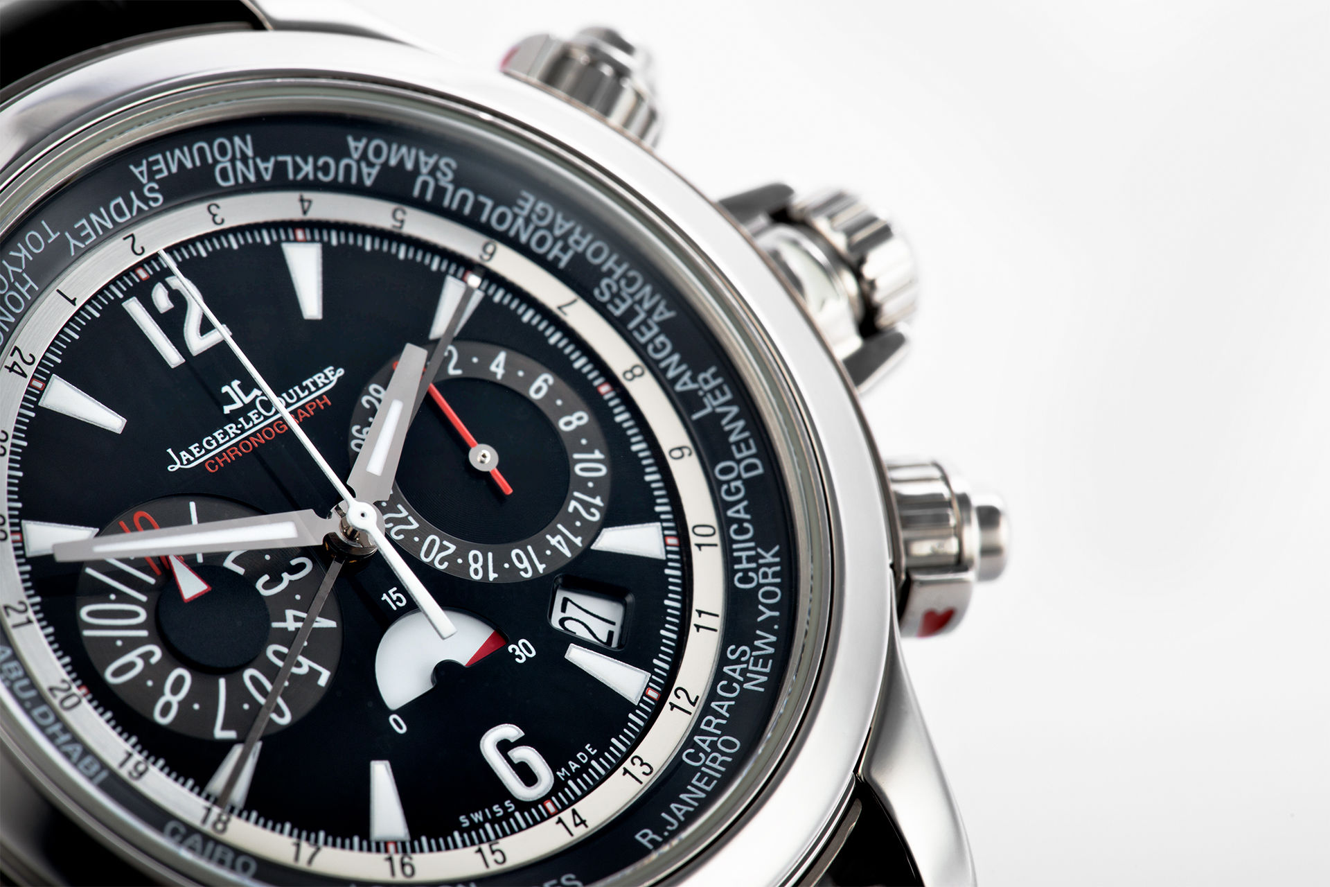 ref 150.8.22 | 'Extreme World Chronograph' | Jaeger-leCoultre Master Compressor