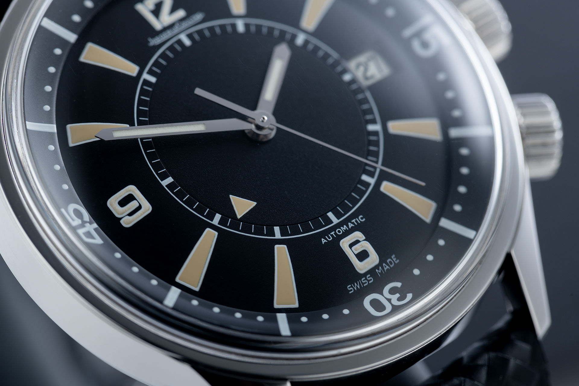 ref Q2008470 | Limited Edition 'One of 768' | Jaeger-leCoultre Memovox