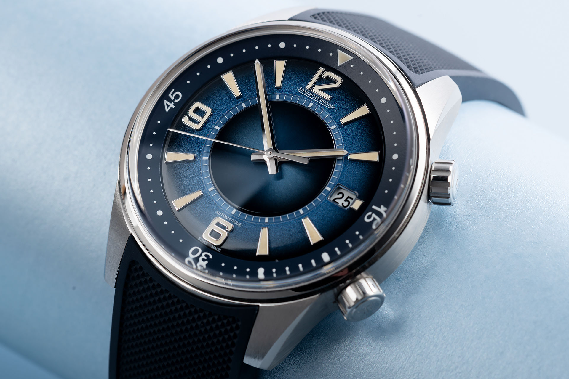 ref Q9068681 | Unworn Limited Edition 'JLC Warranty to 2027' | Jaeger-leCoultre Polaris