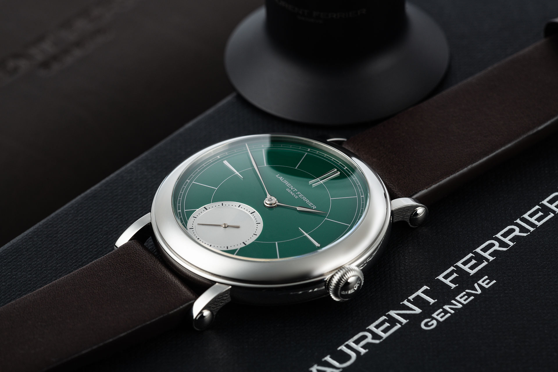 "Enamel Dial ""Only 5 Made"" 