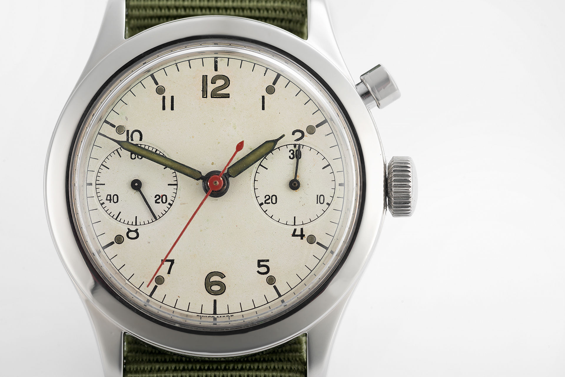 ref 6W/16 | 'Royal Canadian Air Force' | Omega Military