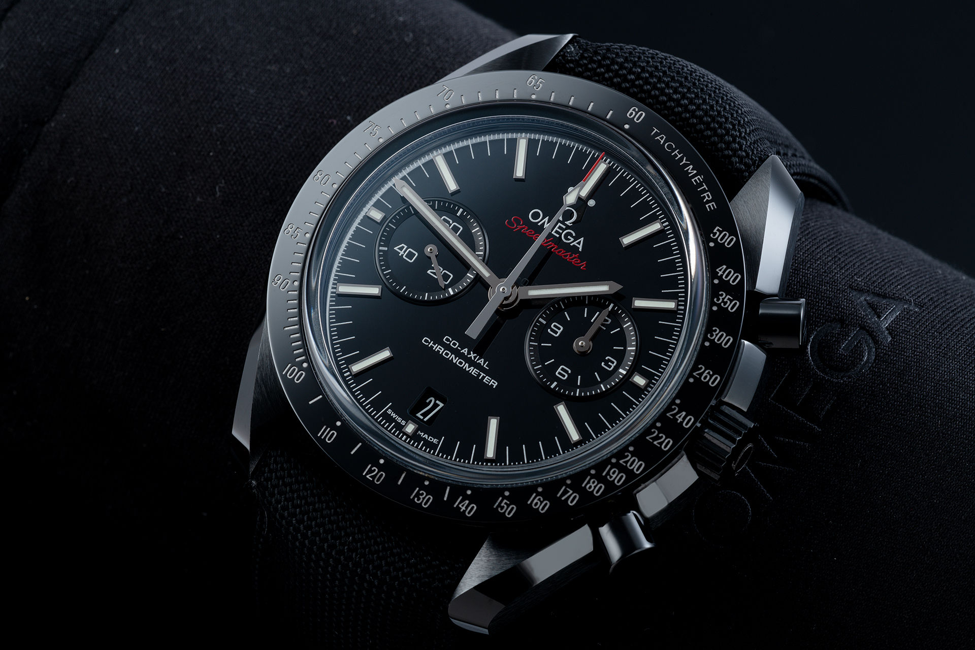 ref 31192445101007 | Perfect 'Complete Set' | Omega Speedmaster
