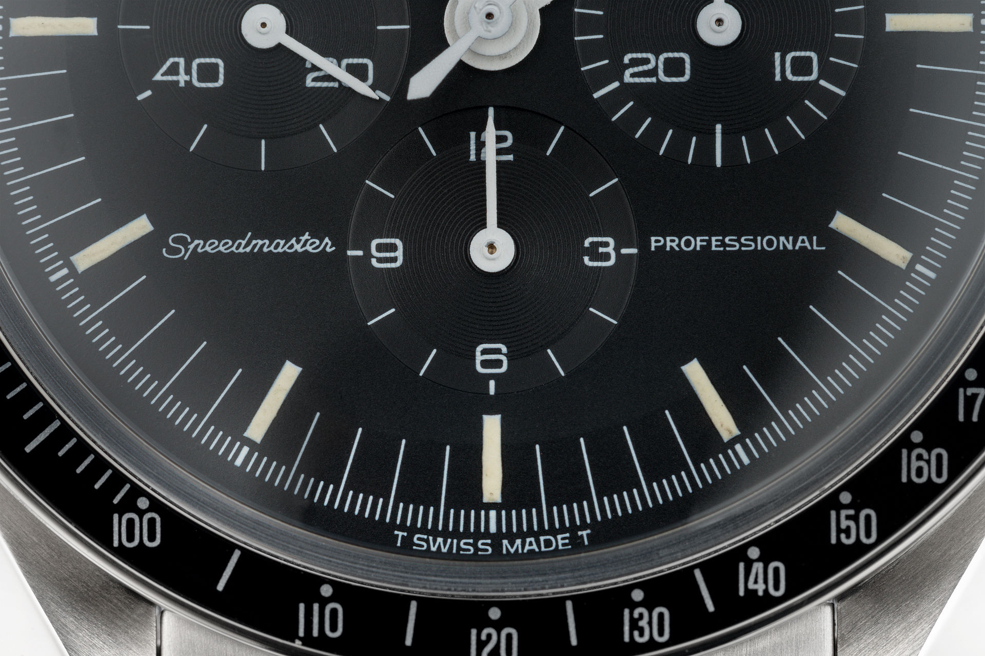 ref ST345.0809 | Rare Model 'Full Set' | Omega Speedmaster Professional Moonphase