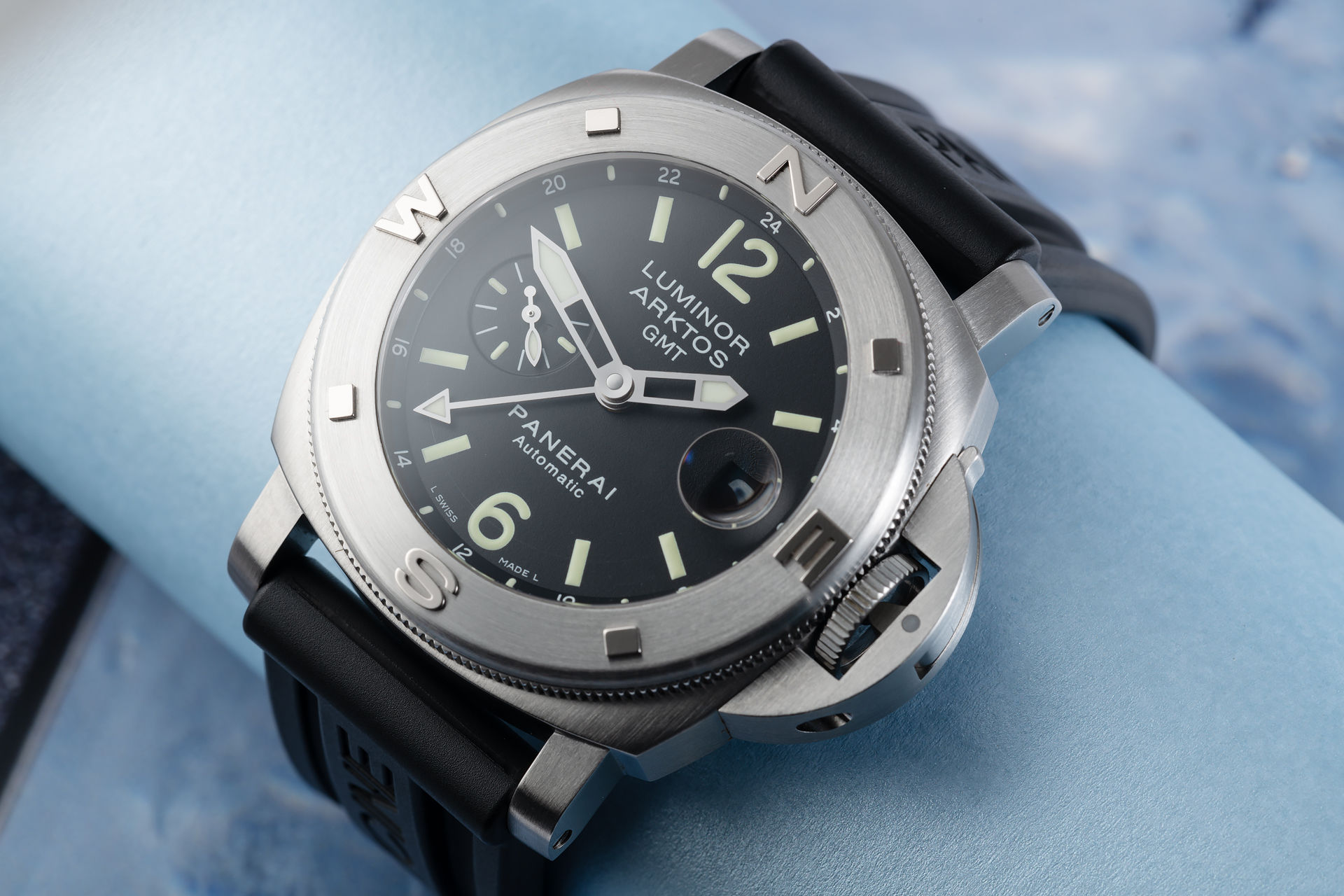 ref PAM00186 | 'Full Set' Limited Edition | Panerai Luminor Submersible