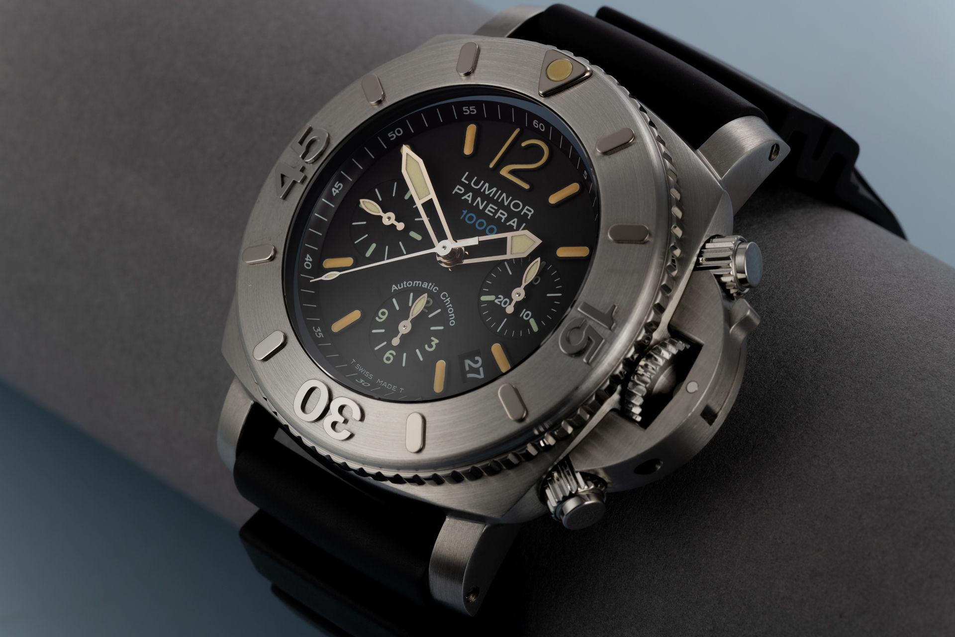 ref PAM00187 | 'Limited Edition'1,000m | Panerai Luminor Submersible