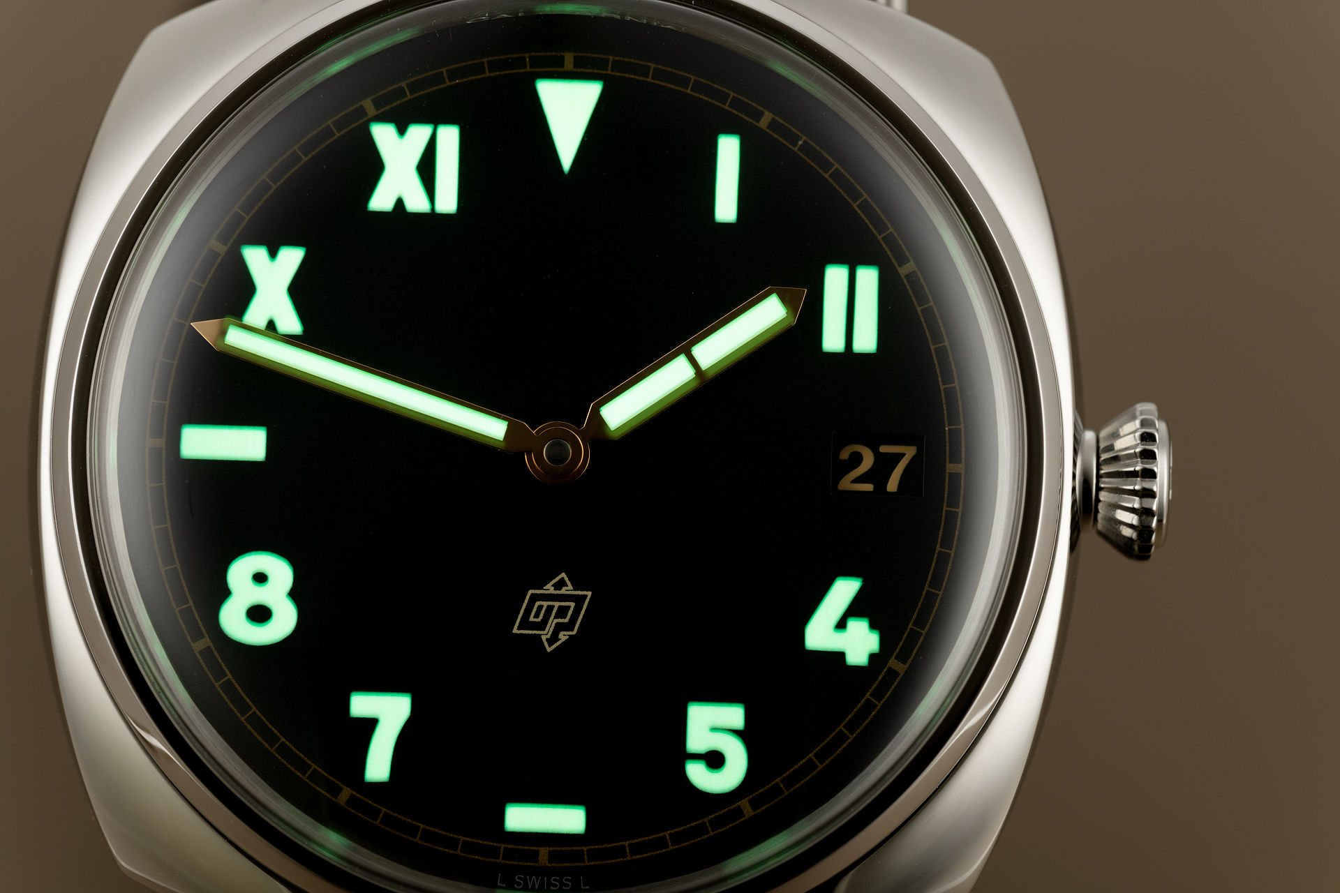 ref PAM00424 | 47mm '3 Day Power Reserve' | Panerai Radiomir