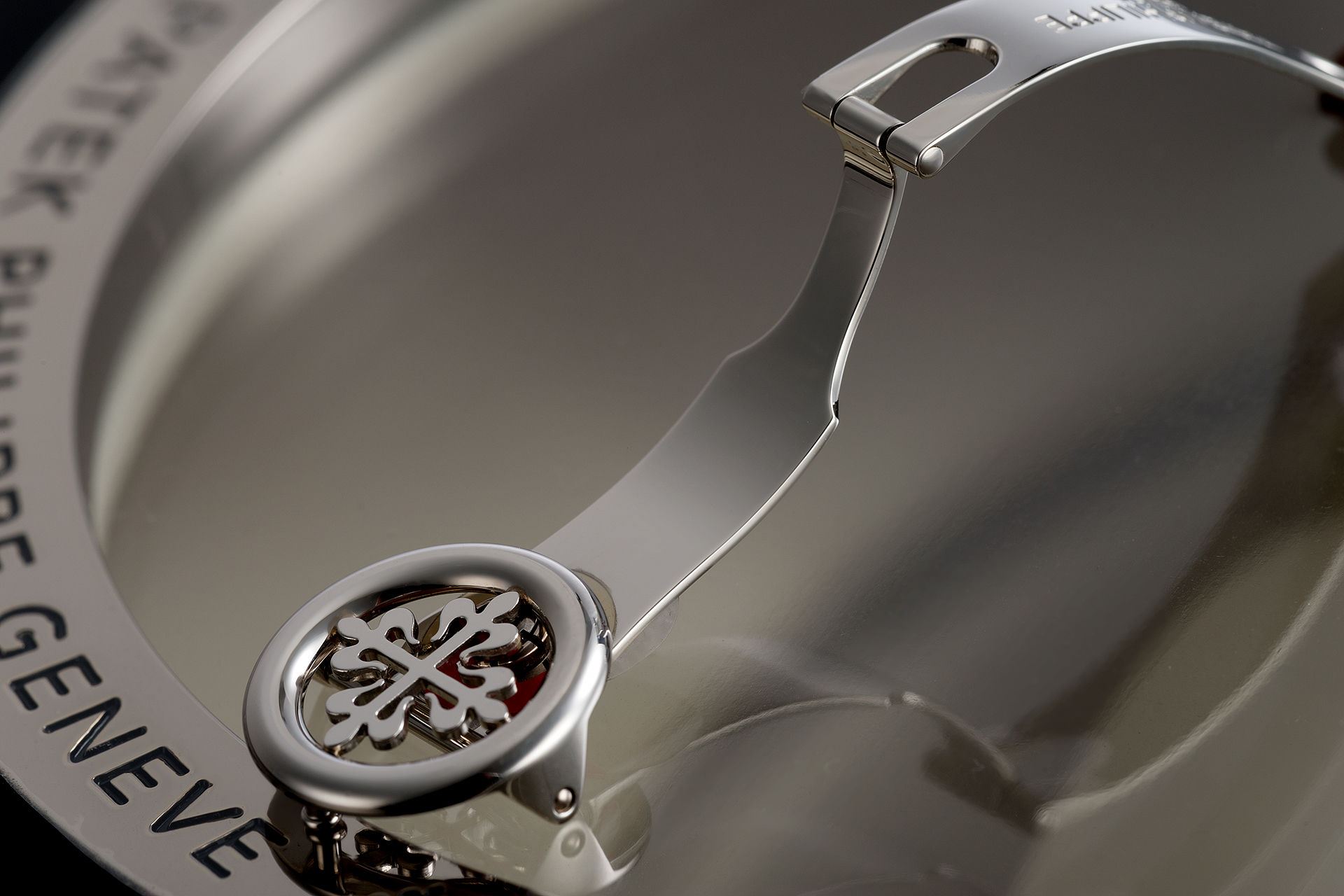ref 5550P-001 | Platinum Limited Edition of 300 | Patek Philippe Advanced Research