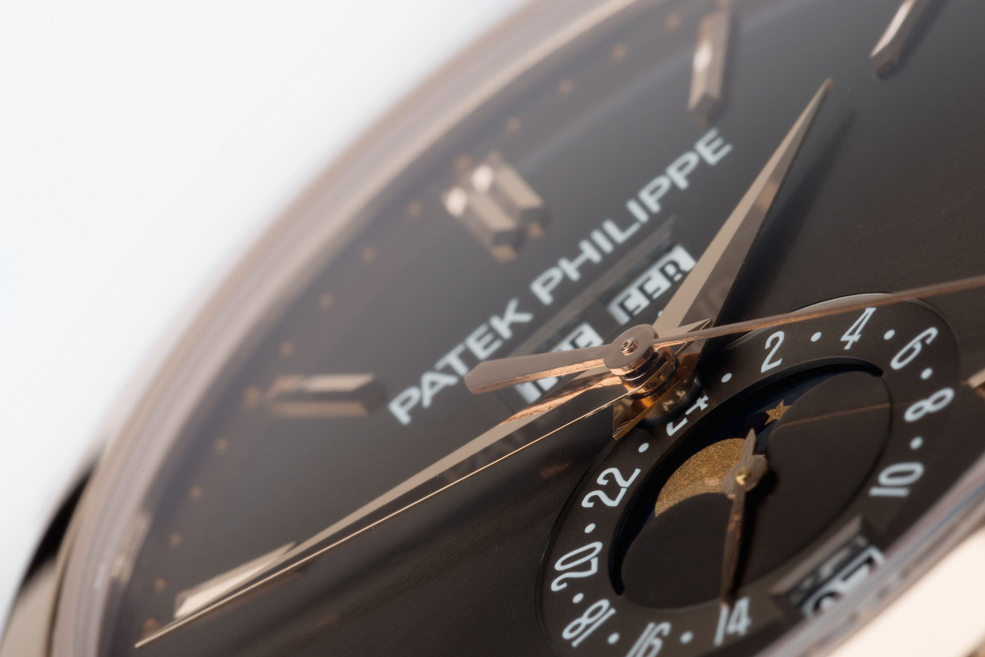 ref 5396/1R-001 | 18ct Rose Gold | Patek Philippe Annual Calendar