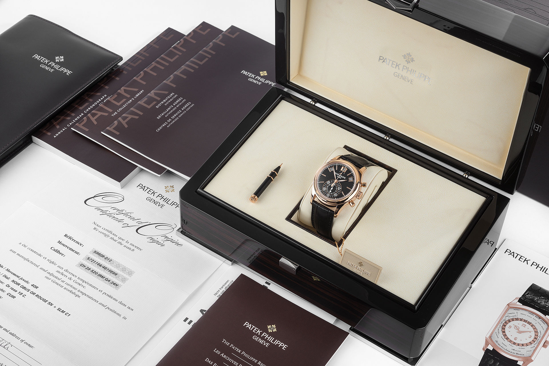 "Rare Black Dial ""1 Year Only"" 