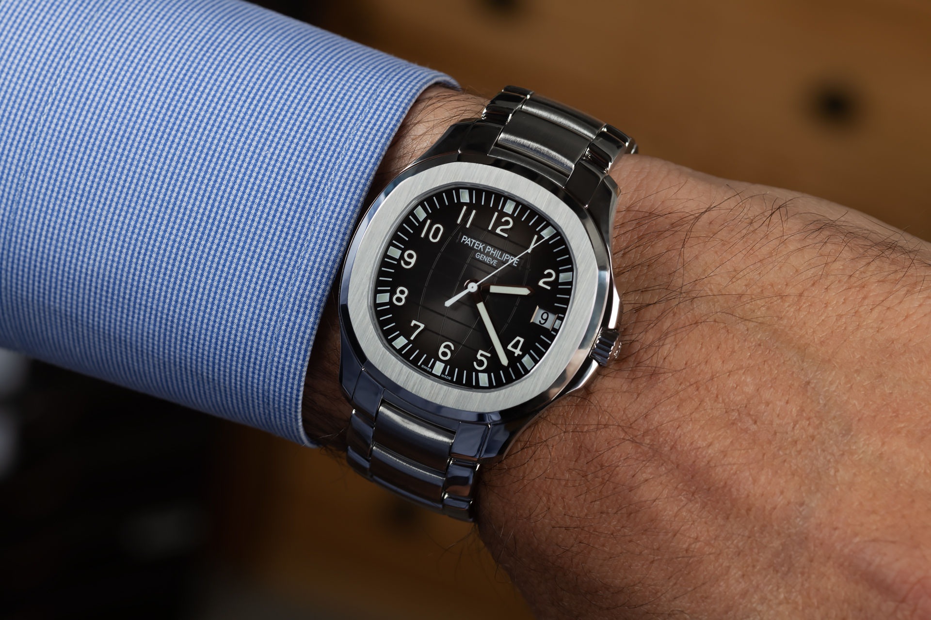 ref 5167/1A-001 | Brand New '2 Year Warranty' | Patek Philippe Aquanaut