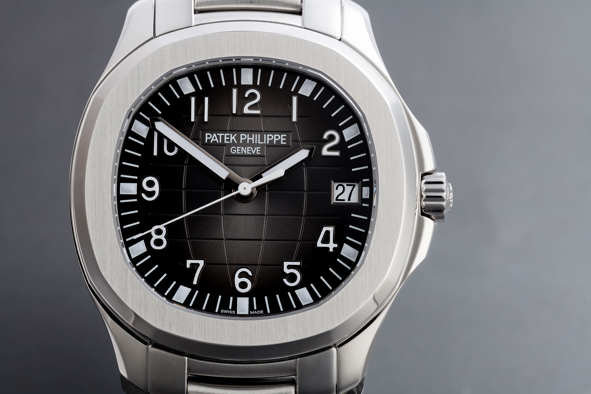 ref 5167/1A-001 | 'Jumbo' Patek Warranty to 2022 | Patek Philippe Aquanaut