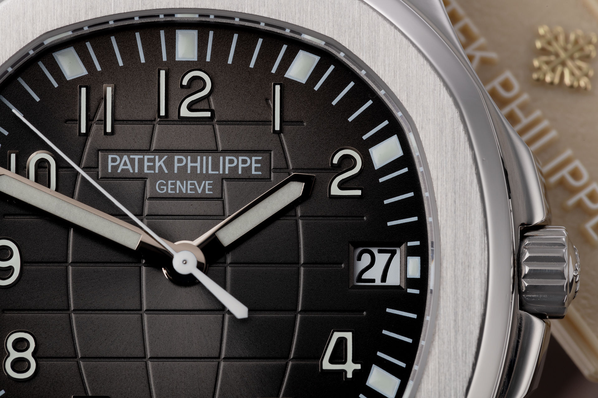 """Full Set"" Under Patek Warranty 