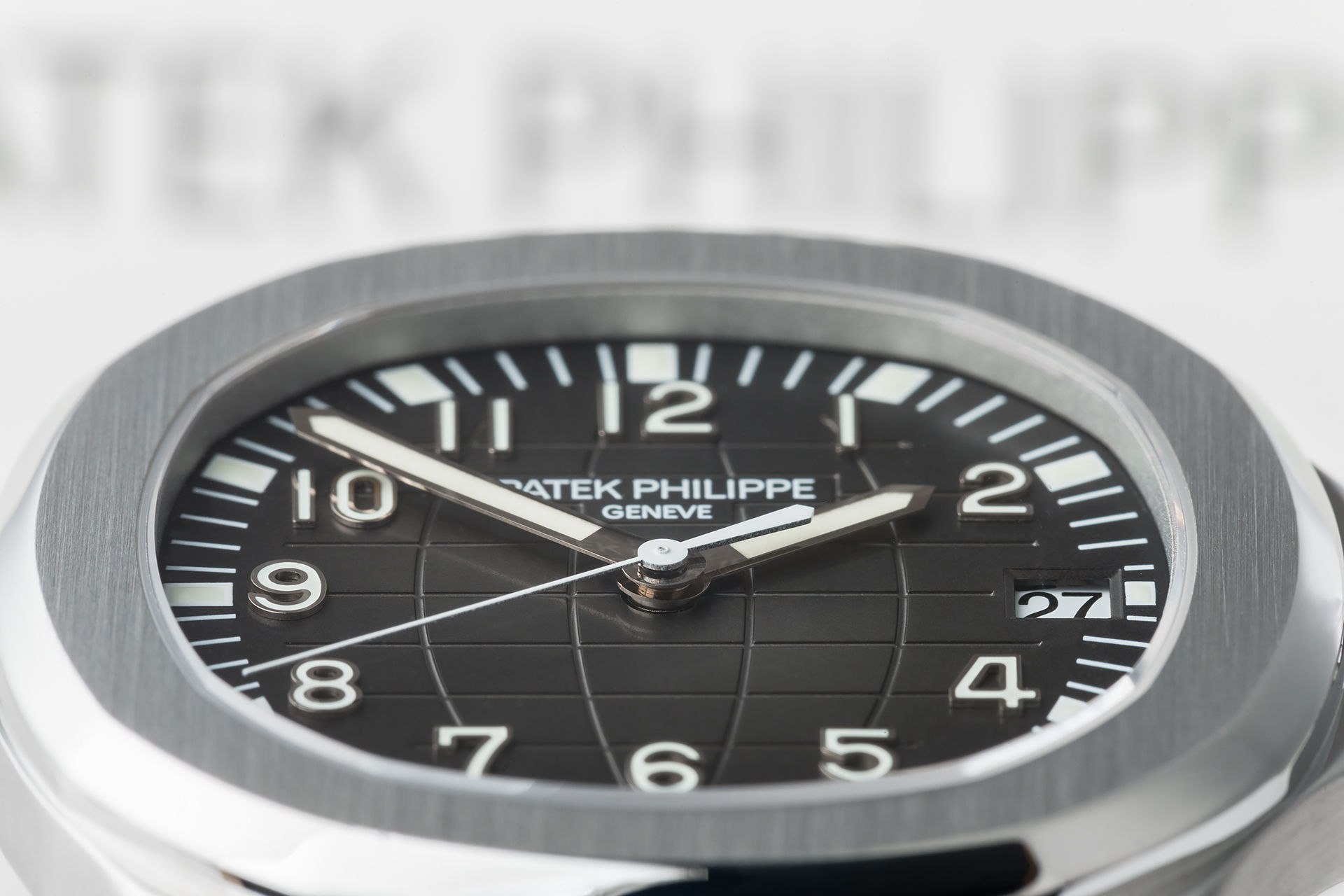 ref 5167/1A-001 | Full Set With Additional Strap | Patek Philippe Aquanaut