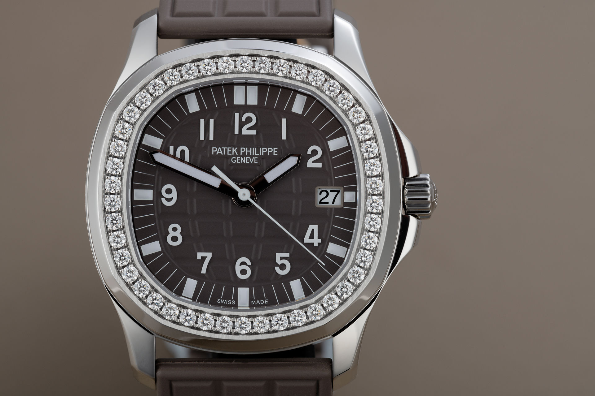 ref 5067A-023 | Brand New 2019 Model | Patek Philippe Aquanaut Luce