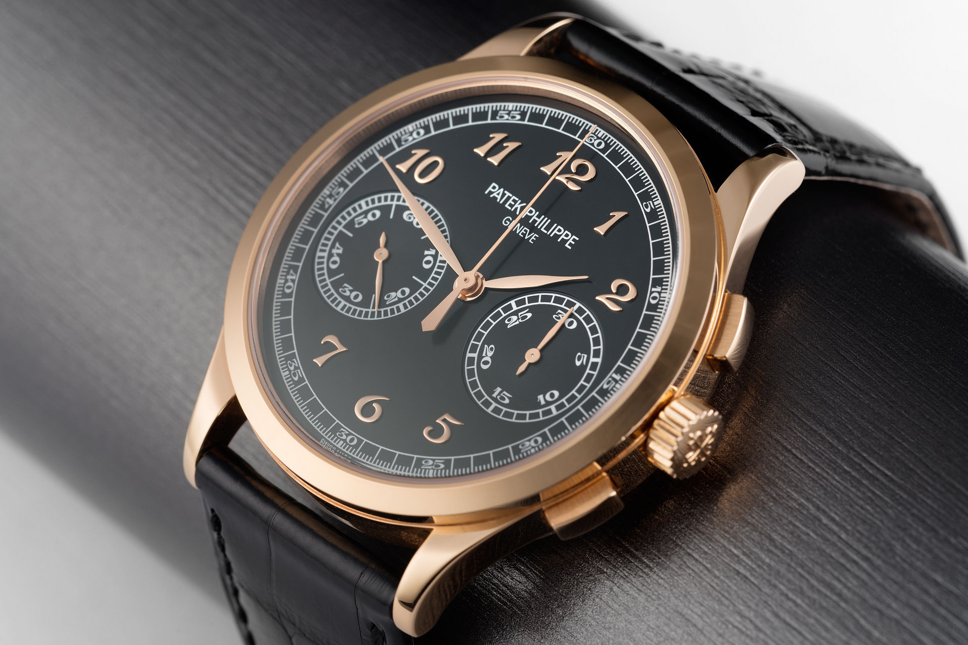 ref 5170R-010 | 18ct Rose Gold 'Full Set' | Patek Philippe Chronograph
