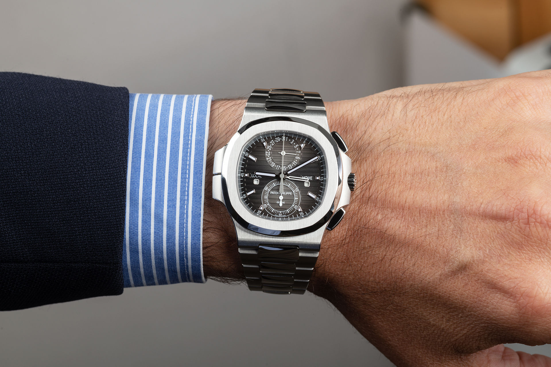 Patek Philippe Nautilus Watches | ref 5990/1A-001 | 'Brand New ...