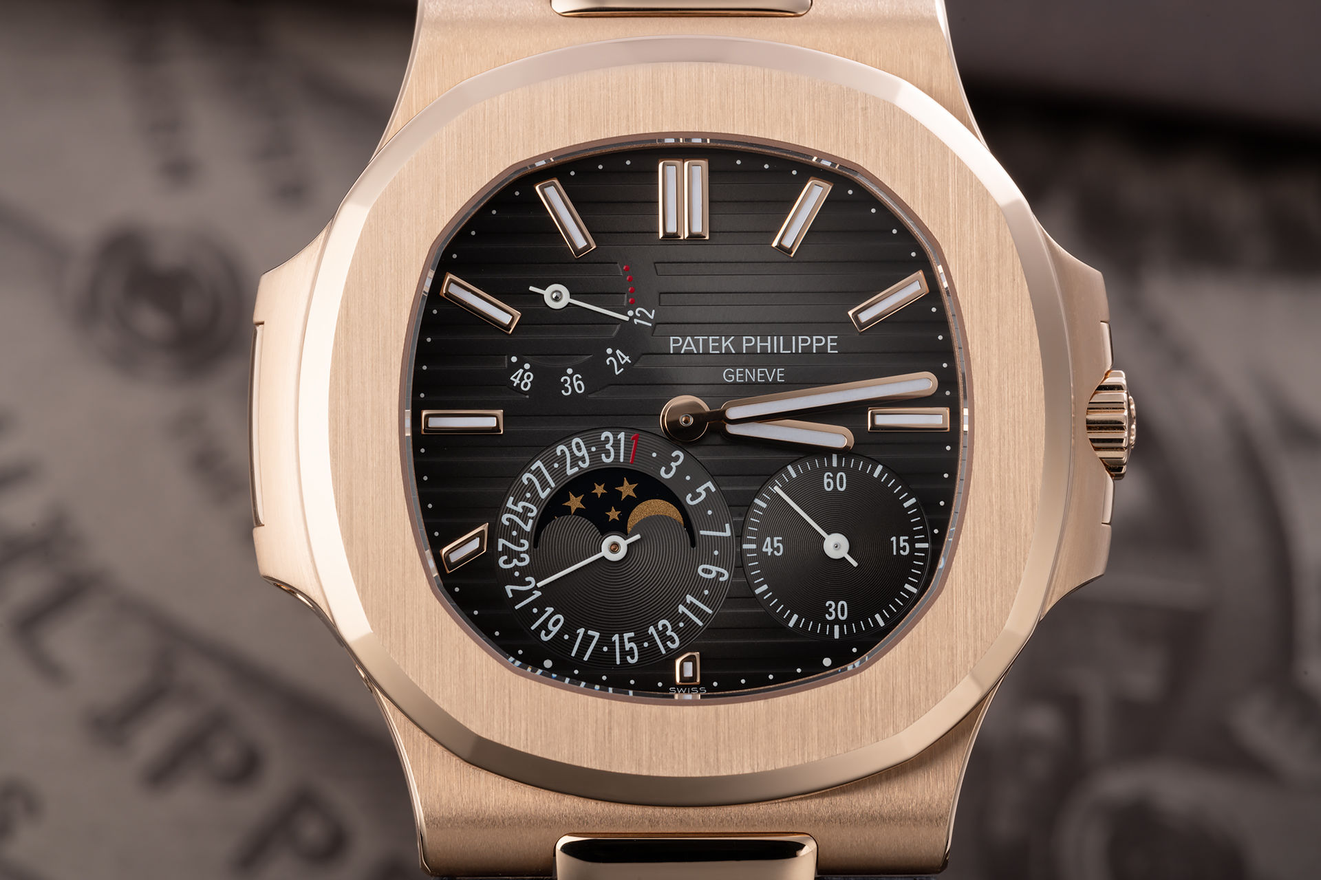 ref 5712R-001 | 'Complete Set' UK Supplied  | Patek Philippe Nautilus