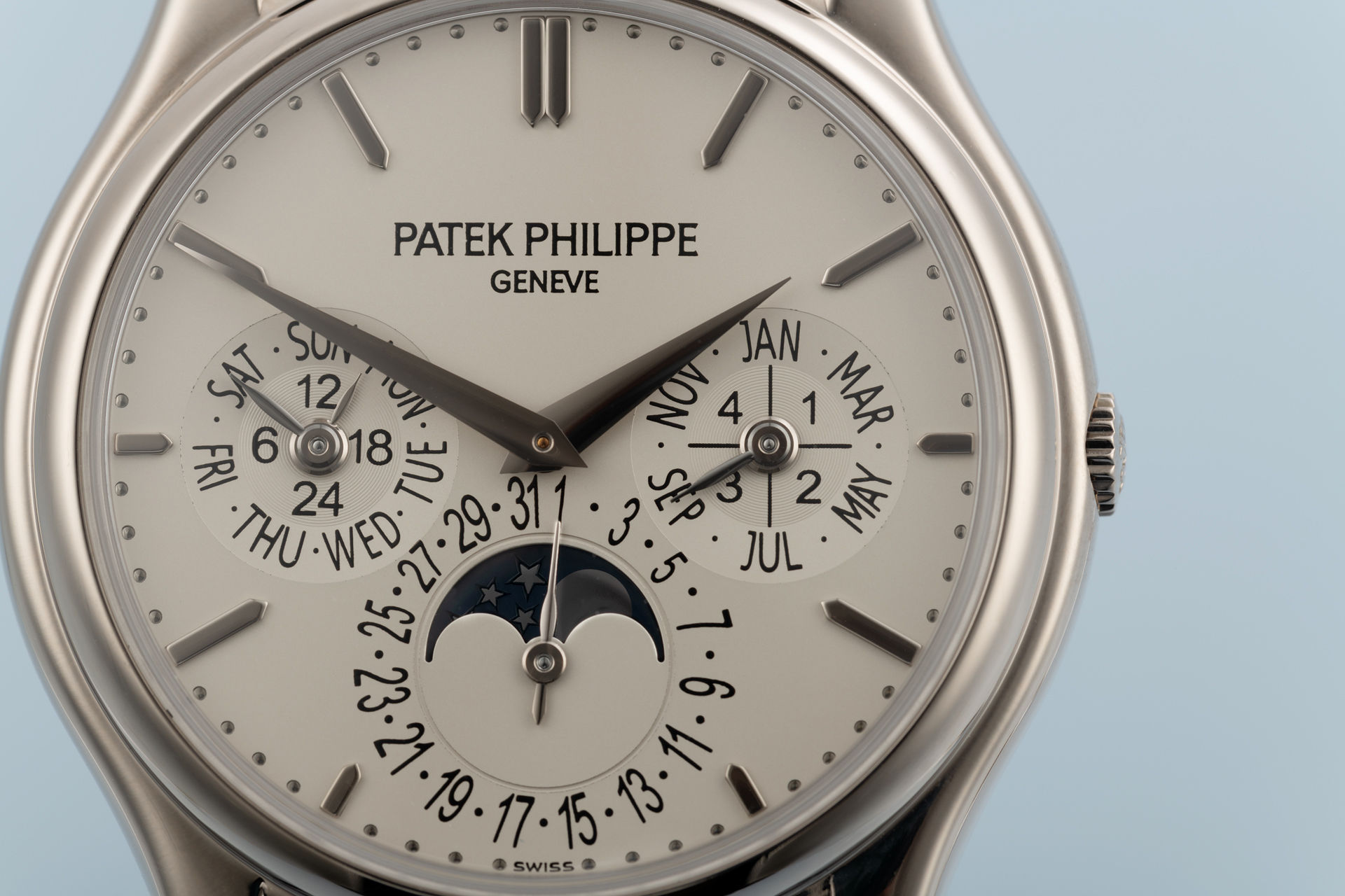 "White Gold ""Full Set"" 