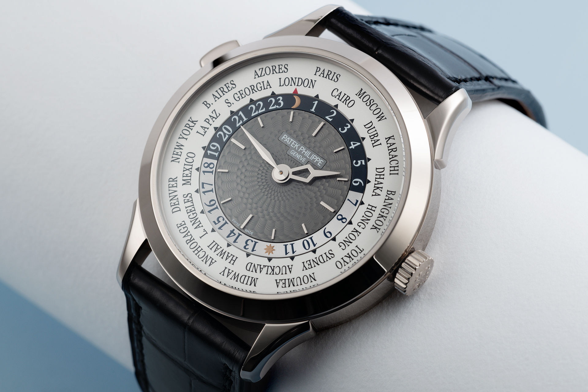 Latest Model 'Patek Warranty' | ref 5230G-001 | Patek Philippe World Time
