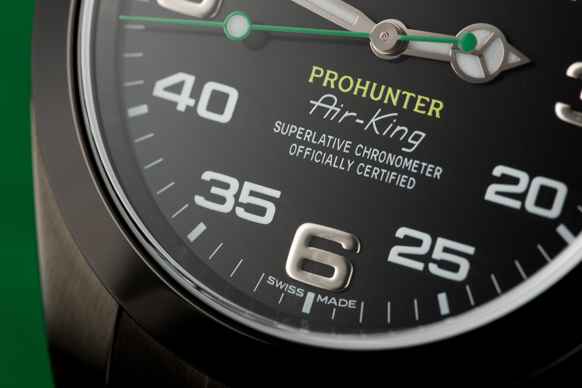 ref 116900 | One of 100 'Limited Edition' | Pro Hunter Air-King
