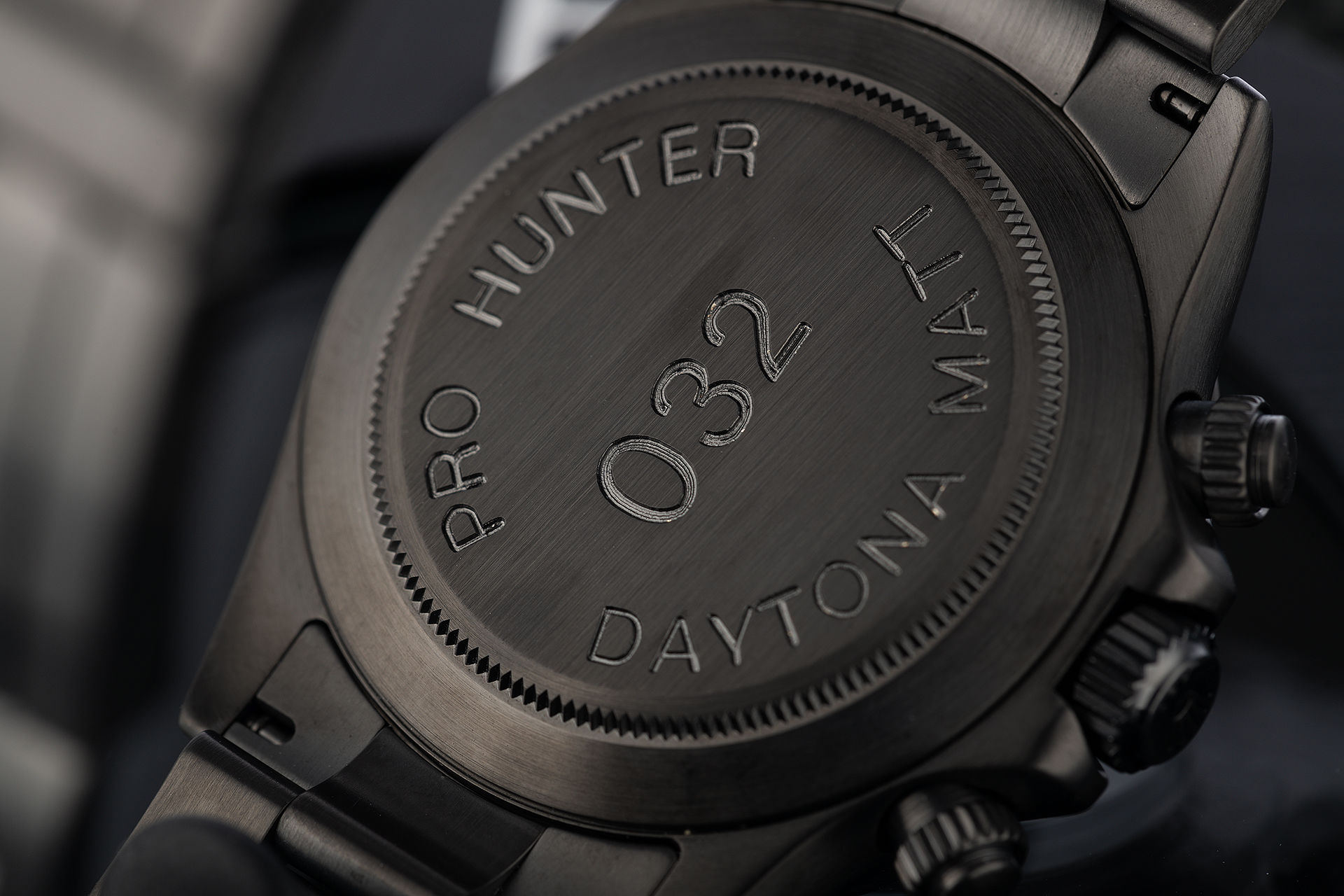 ref 116520 | Limited Edition 'One of 100' | Pro Hunter Cosmograph Daytona