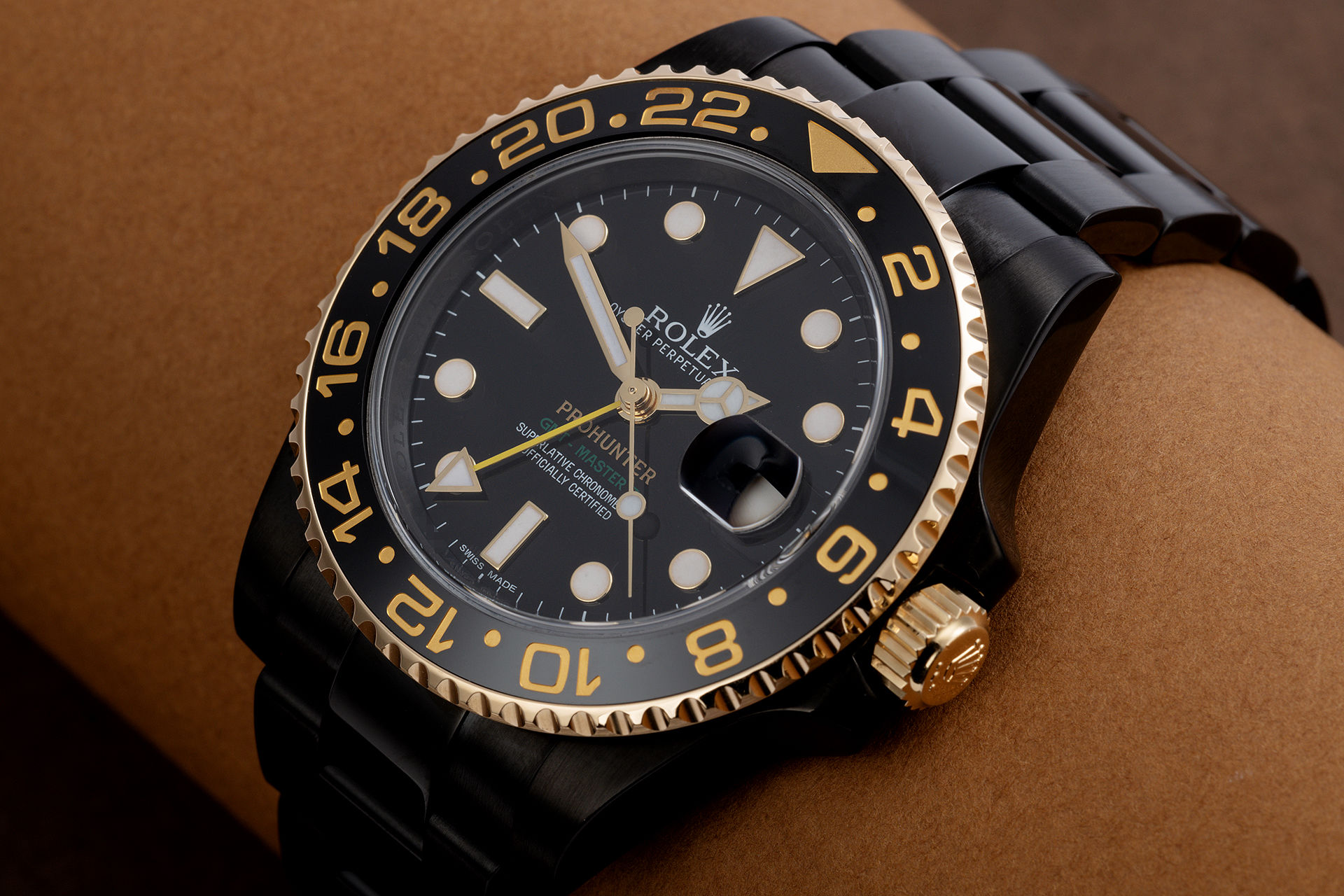 ref 116713LN | Safari Model 'One of 100' | Pro Hunter GMT-Master II