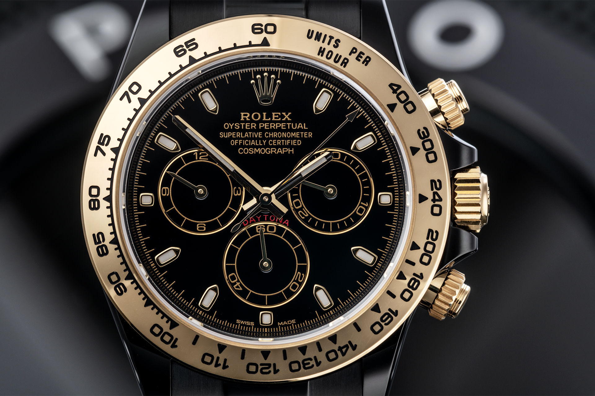 ref 116503 | One of 100 | Pro Hunter Safari Daytona