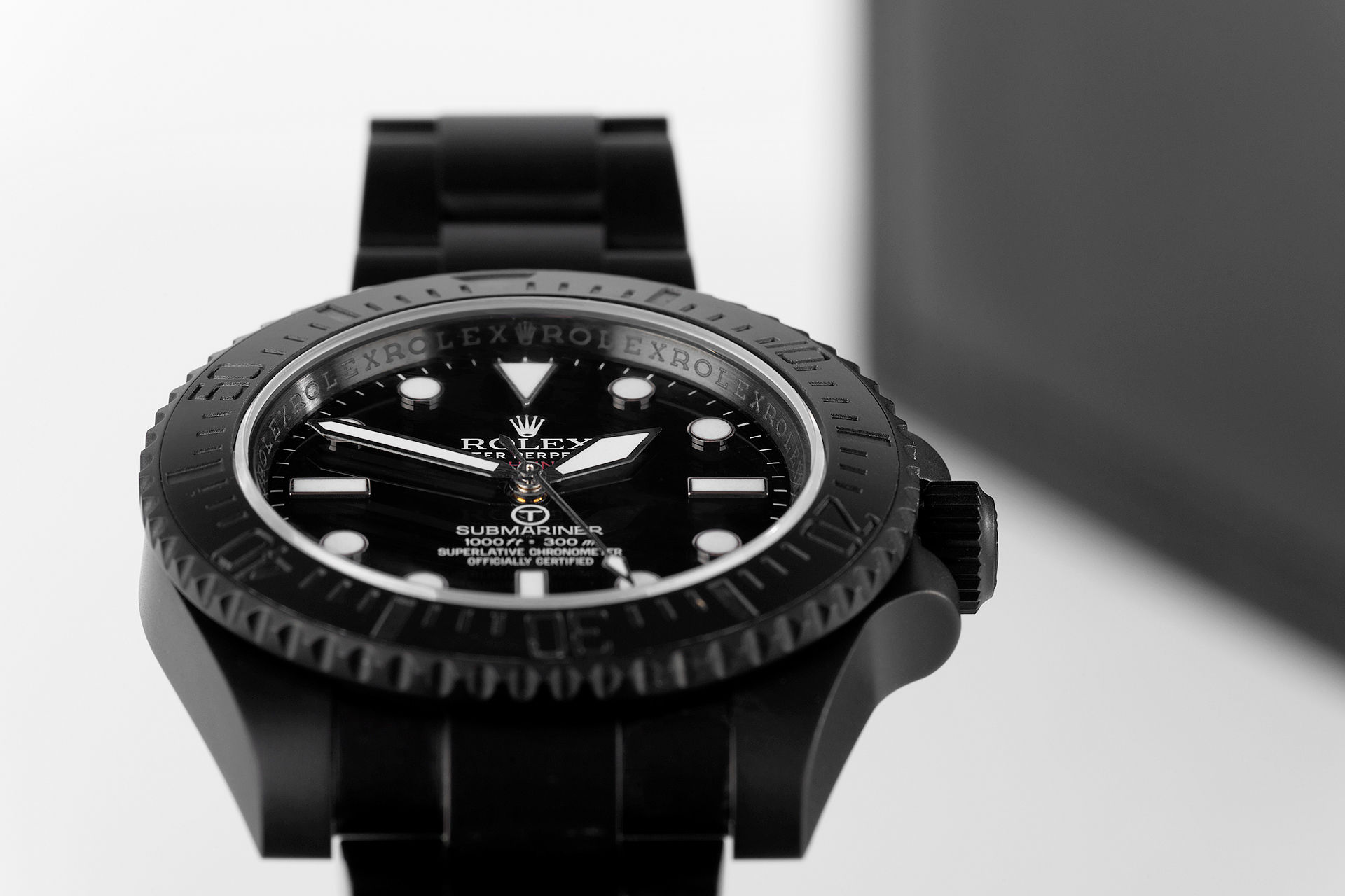 ref 114060 | 'Military' 1 of 100 Limited Edition | Pro Hunter Submariner